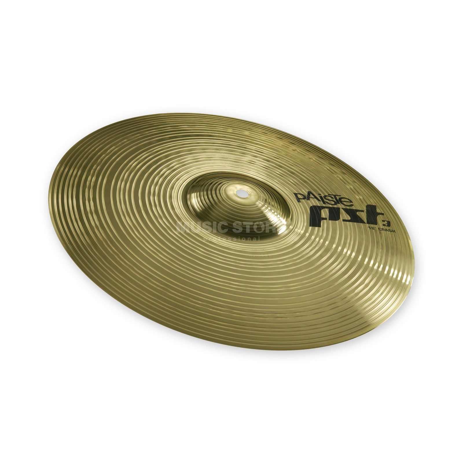 "Paiste PST3 Crash 16""  Product Image"