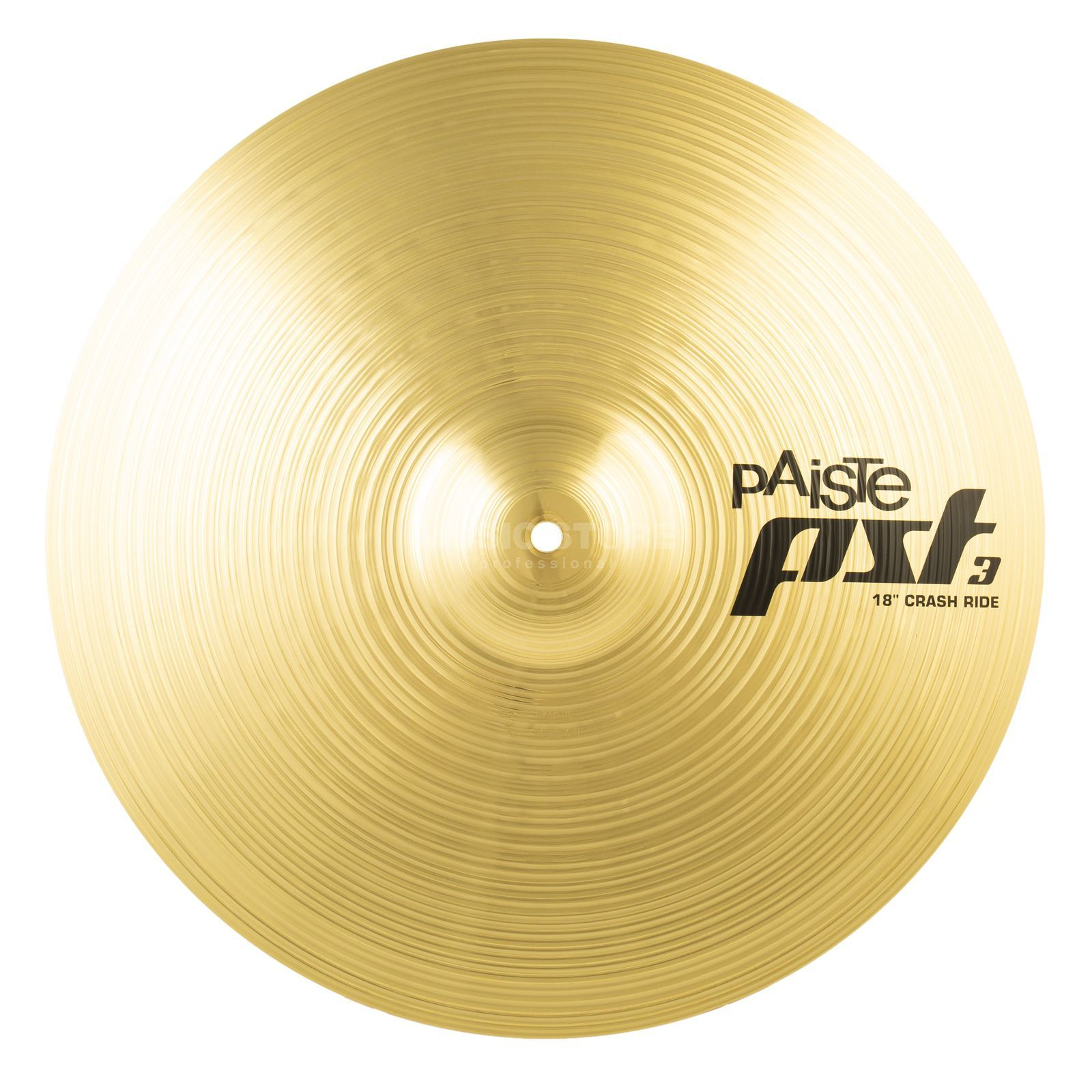 "Paiste PST3 Crash Ride 18""  Produktbillede"