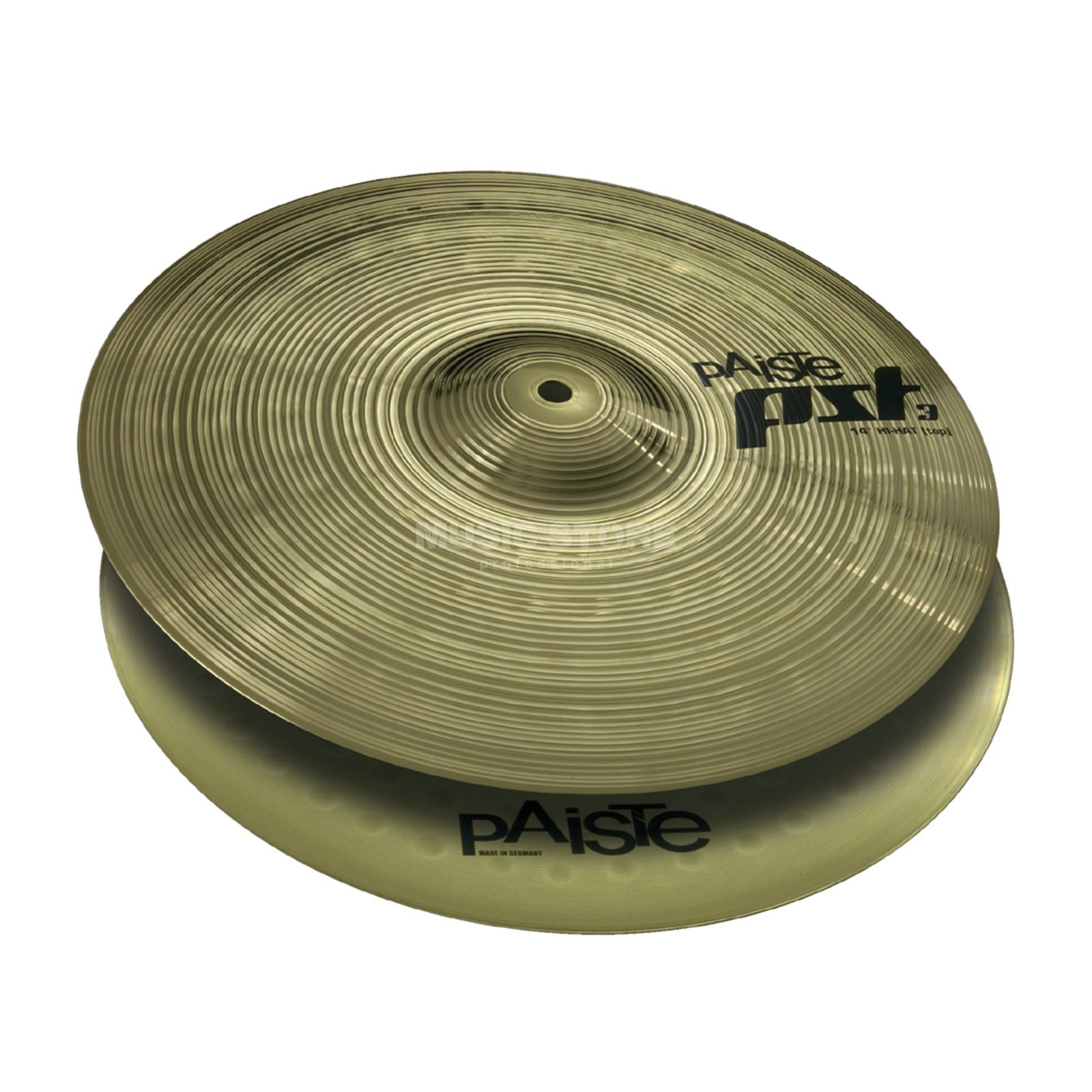 "Paiste PST3 HiHat 14""  Product Image"