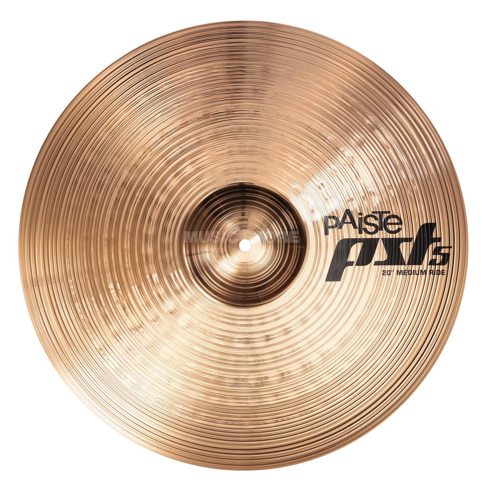 "Paiste PST5 Medium Ride 20"", Version 2015 Produktbillede"