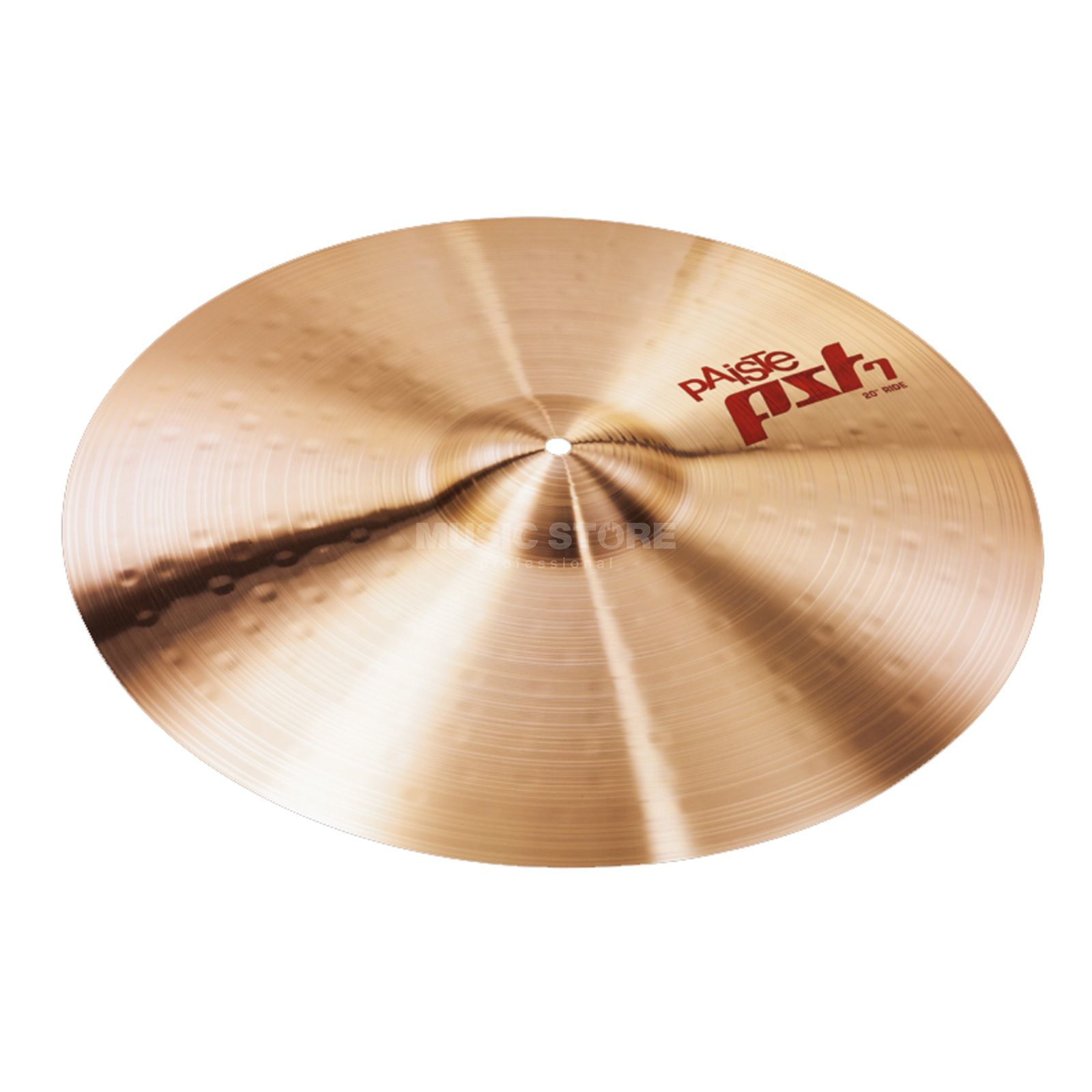"Paiste PST7 Ride 20""  Product Image"