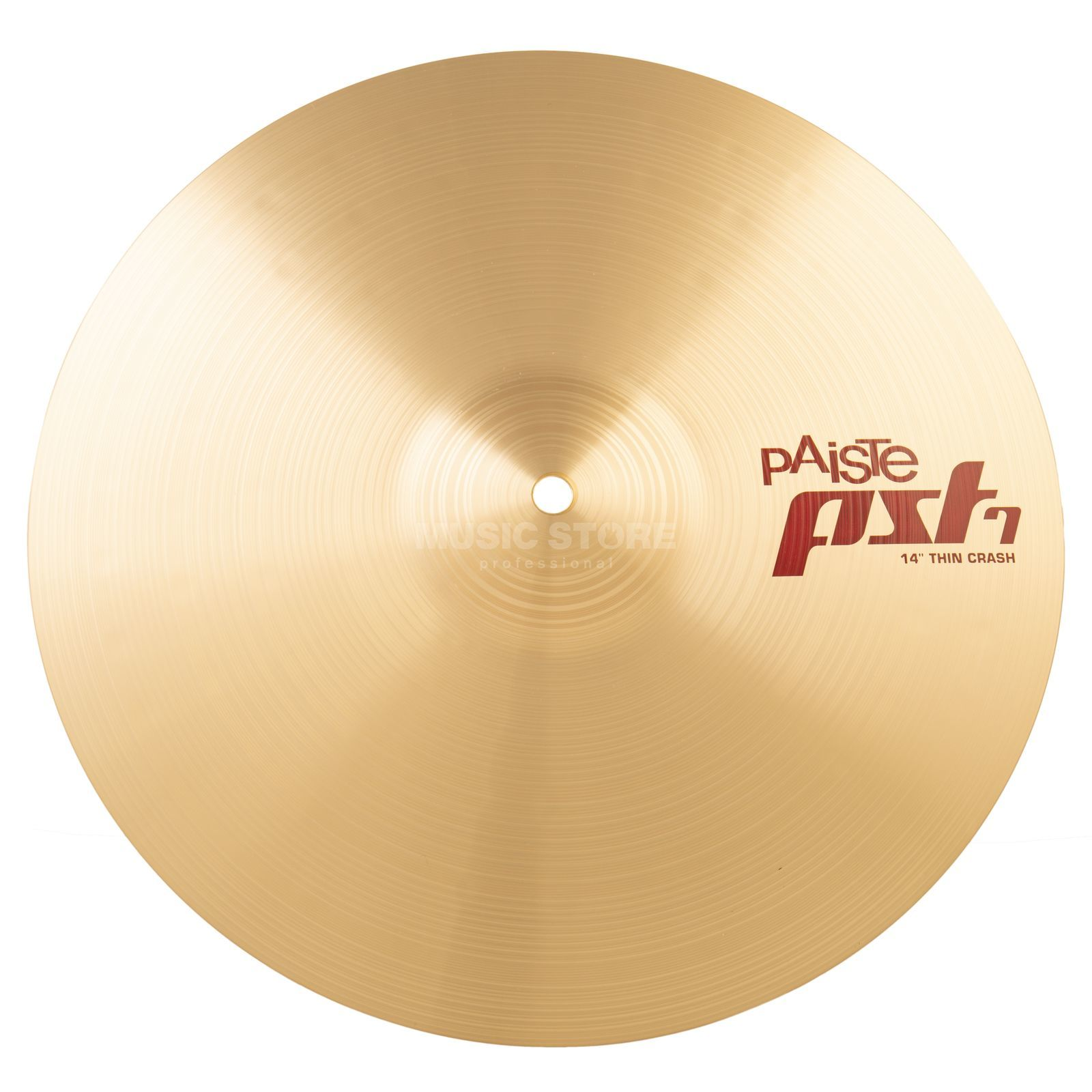 "Paiste PST7 Thin Crash 14""  Produktbild"