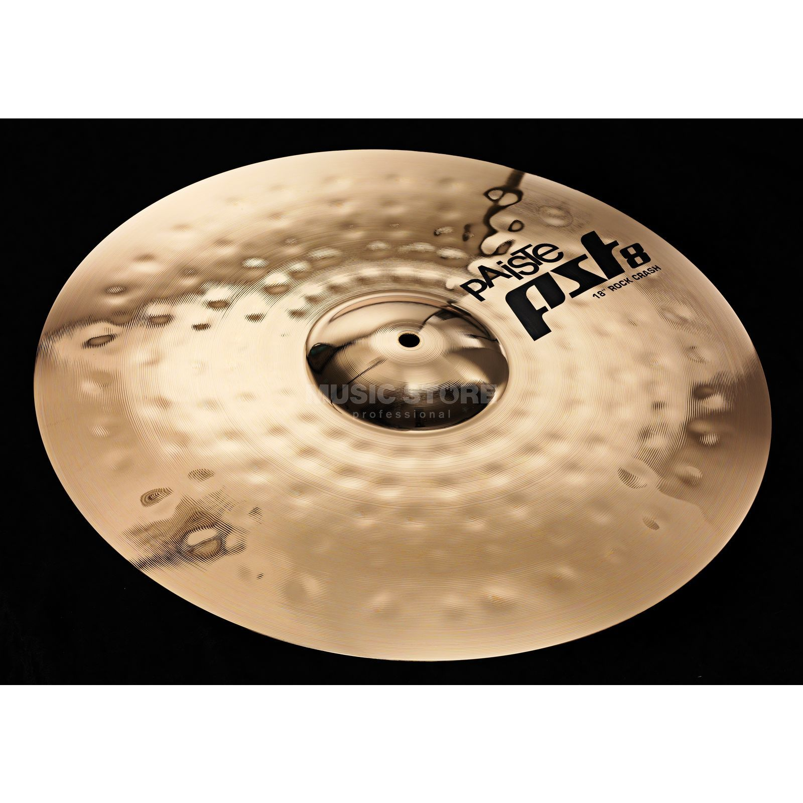"Paiste PST8 Rock Crash 18"", Reflector Finish Produktbild"