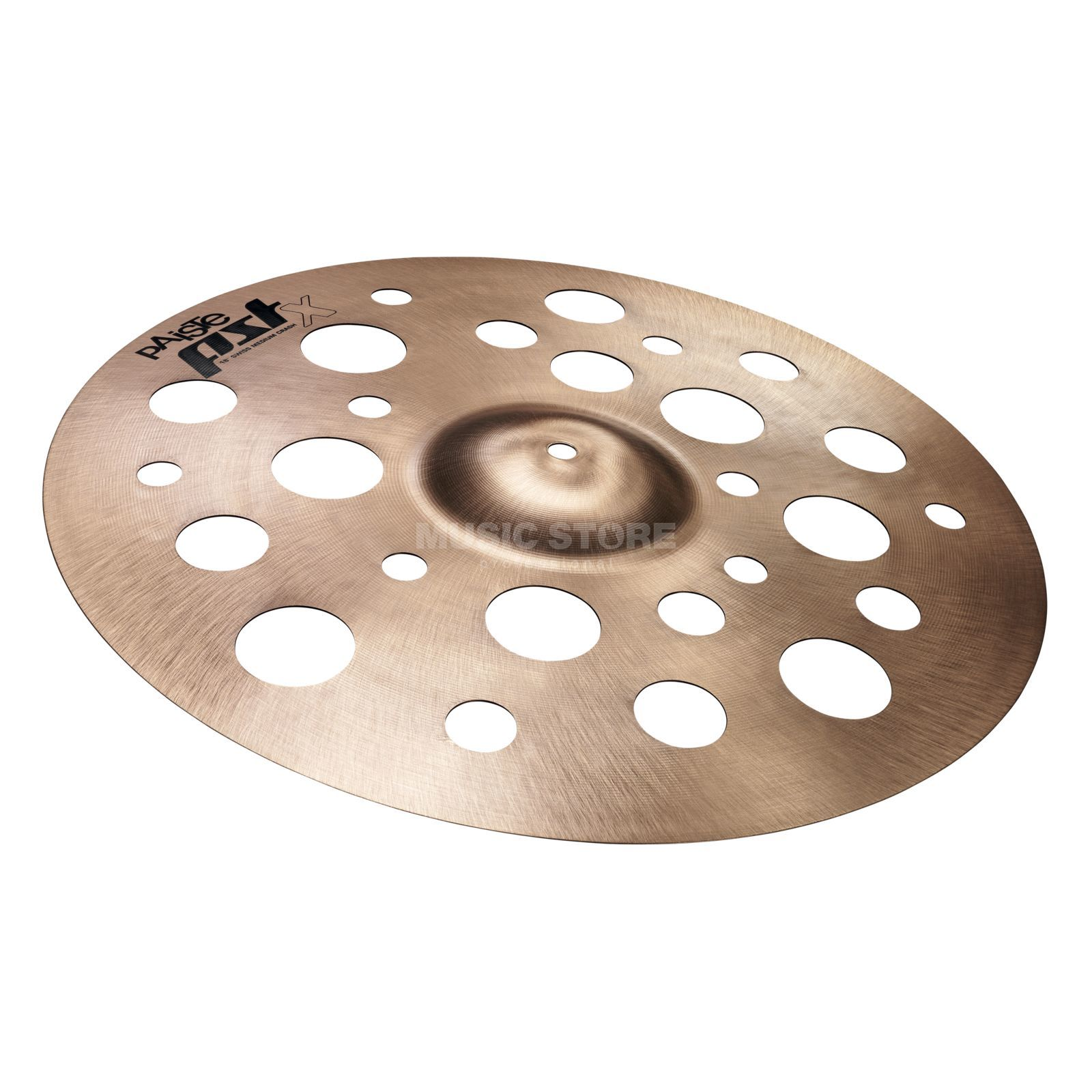 "Paiste PSTX Swiss Medium Crash 18""  Produktbild"
