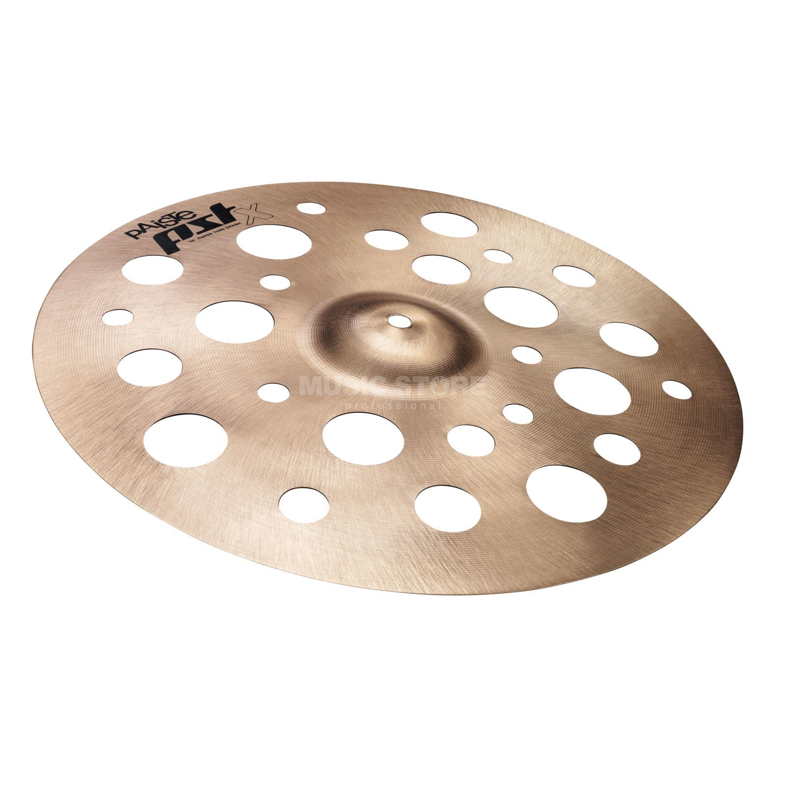 "Paiste PSTX Swiss Thin Crash 16""  Produktbillede"