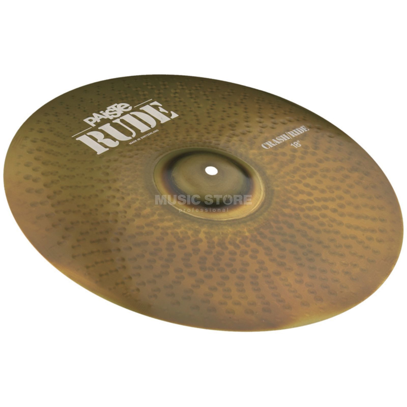 "Paiste Rude Crash Ride 19""  Product Image"