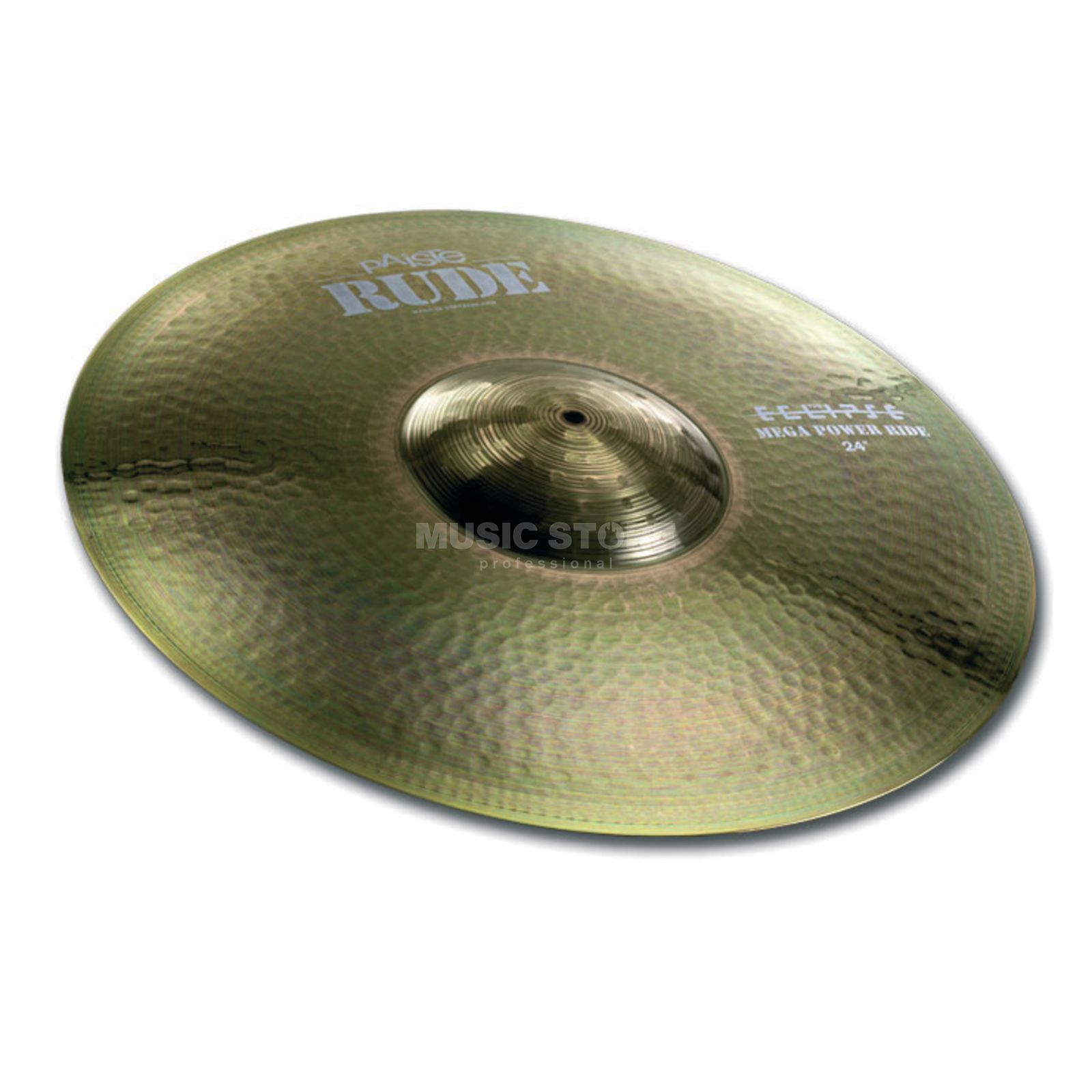 "Paiste Rude Mega Power Ride 24""  Produktbillede"