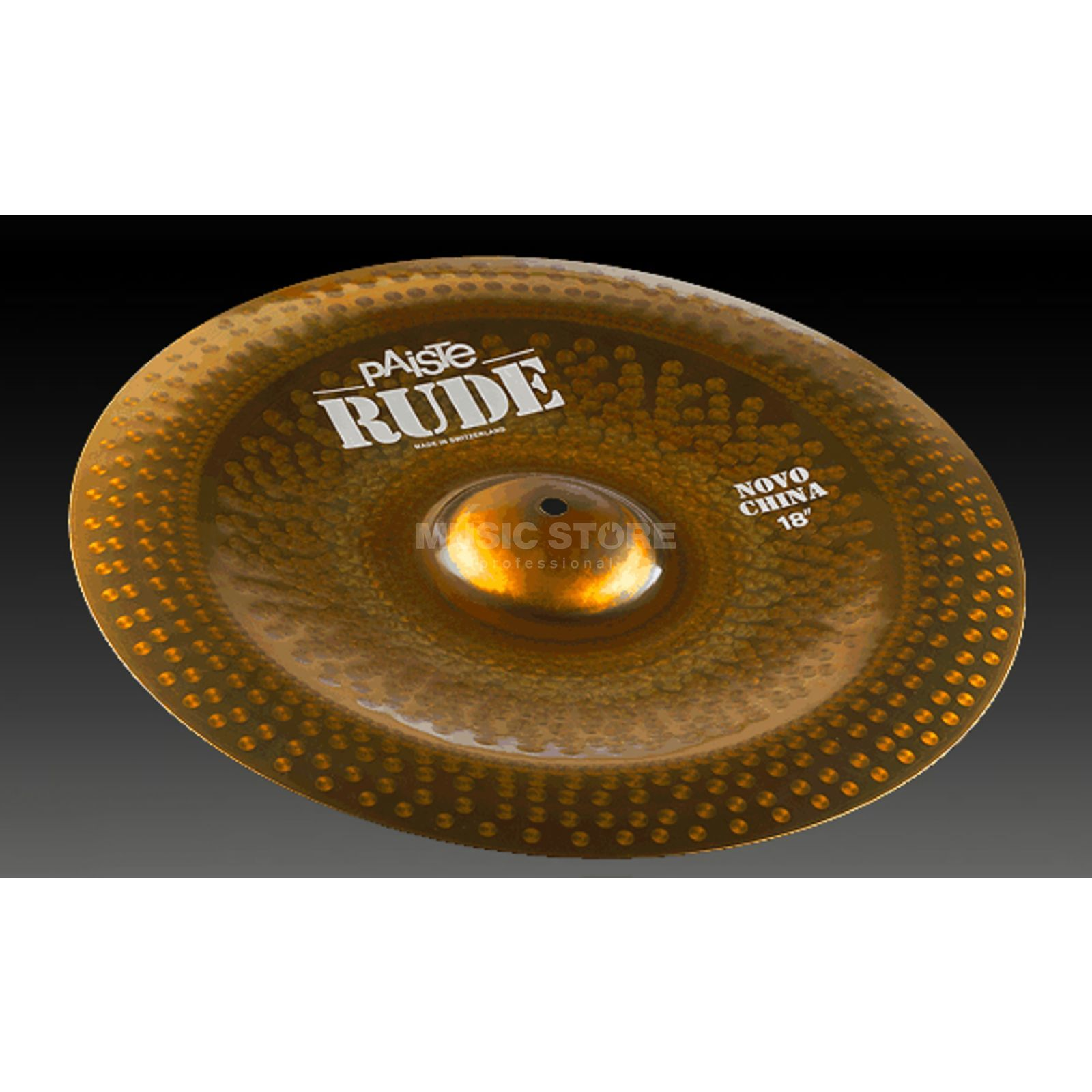 "Paiste Rude Novo China 20""  Product Image"