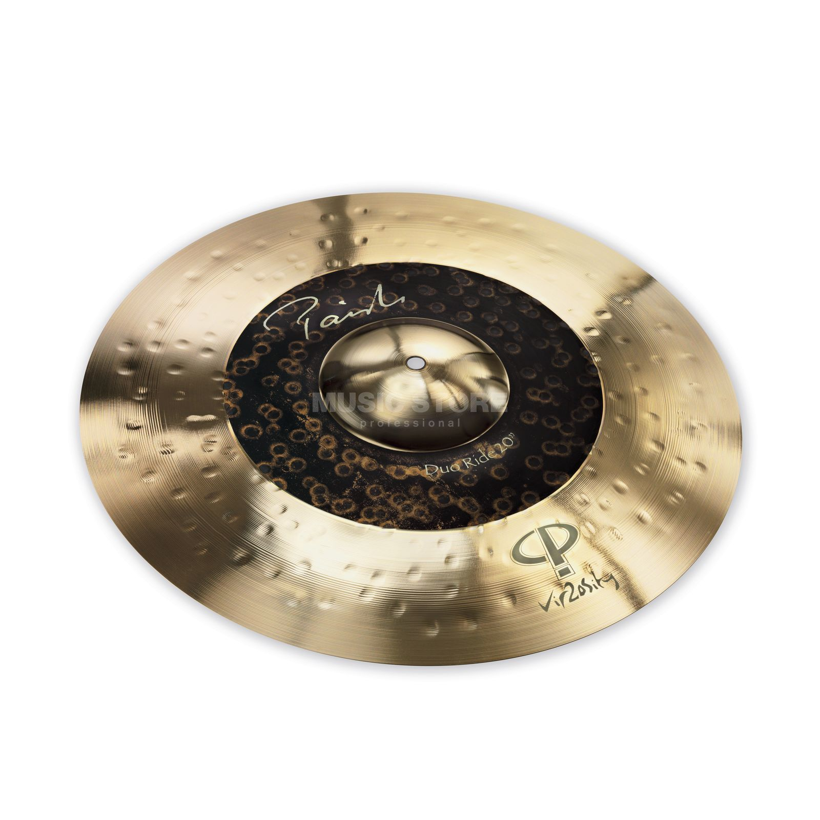 "Paiste Signature Duo Ride 20"" Vir2osity Product Image"