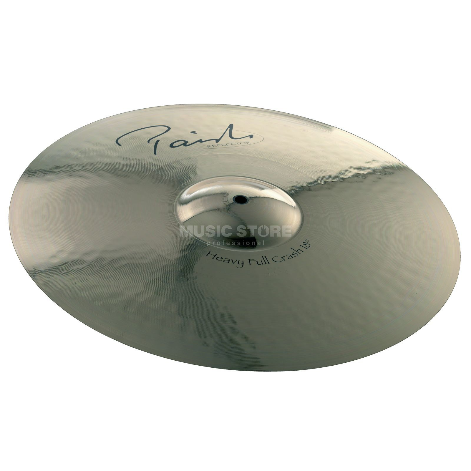 "Paiste Signature Heavy Full Crash 18"" Reflector Finish Produktbild"