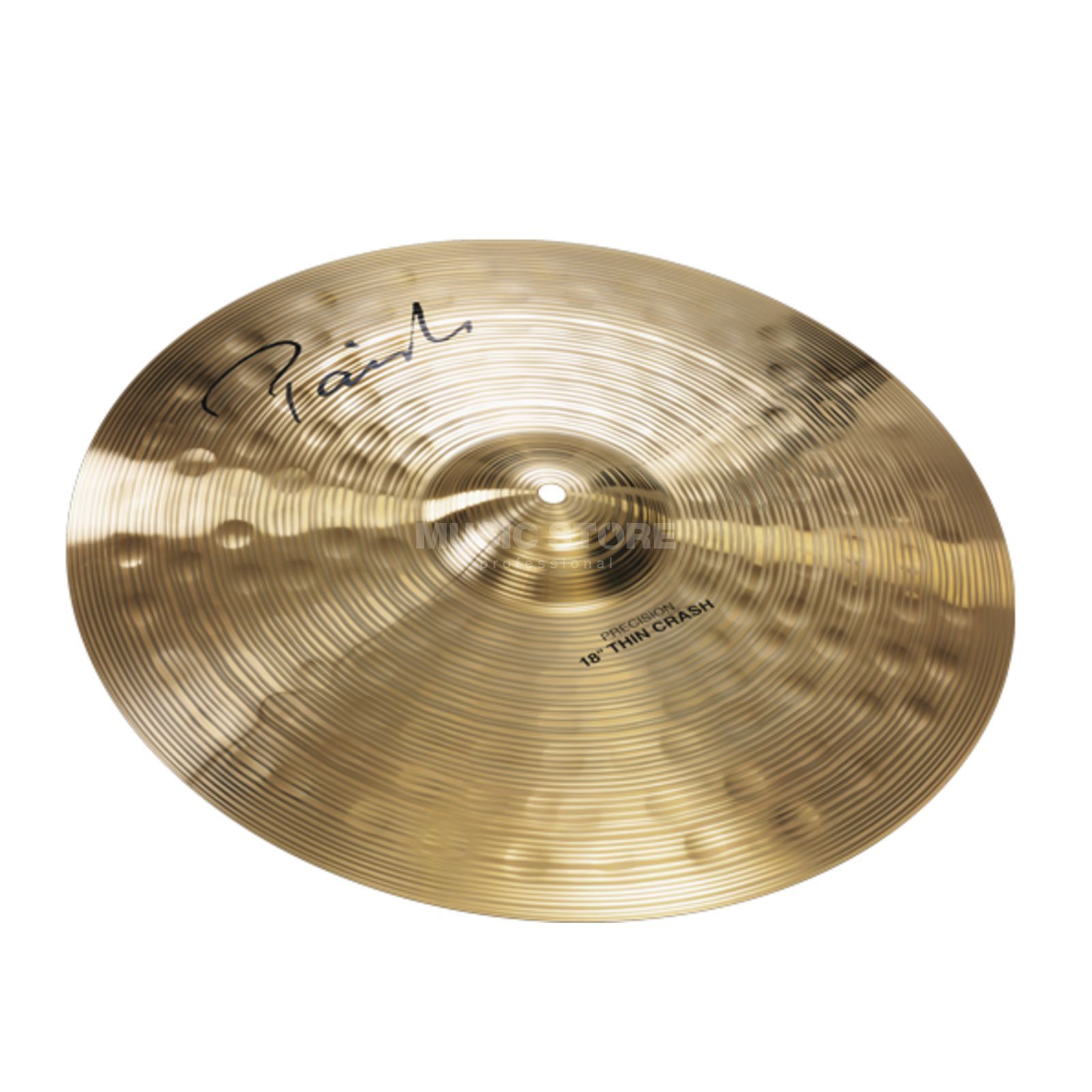 "Paiste Signature Precision Crash 18"", Thin Produktbild"