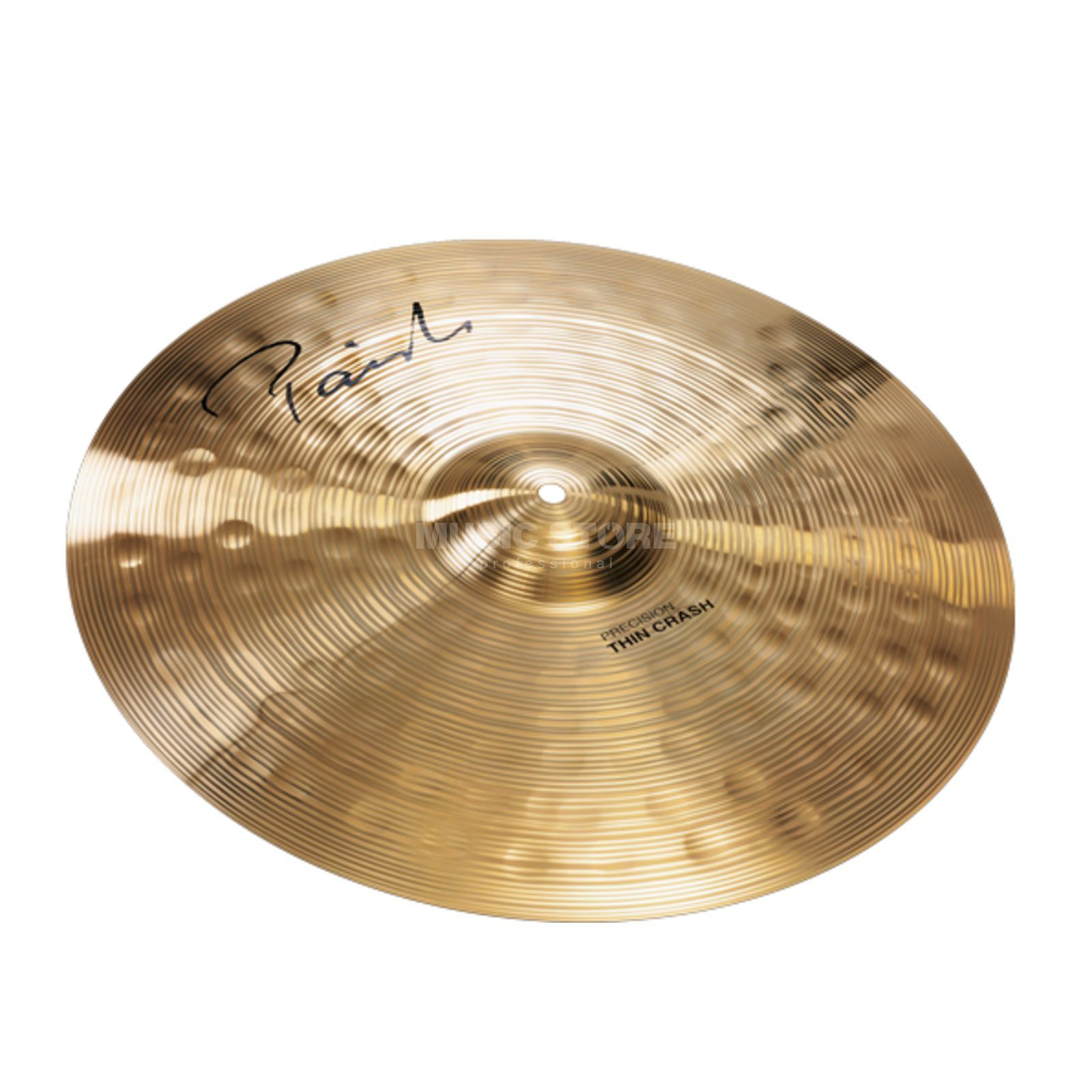 "Paiste Signature Precision Thin Crash 16"" Produktbild"