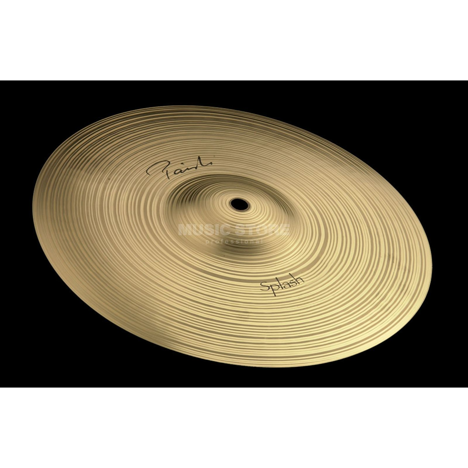 "Paiste Signature Splash 10"", Dark Energy Splash MK1 Produktbillede"