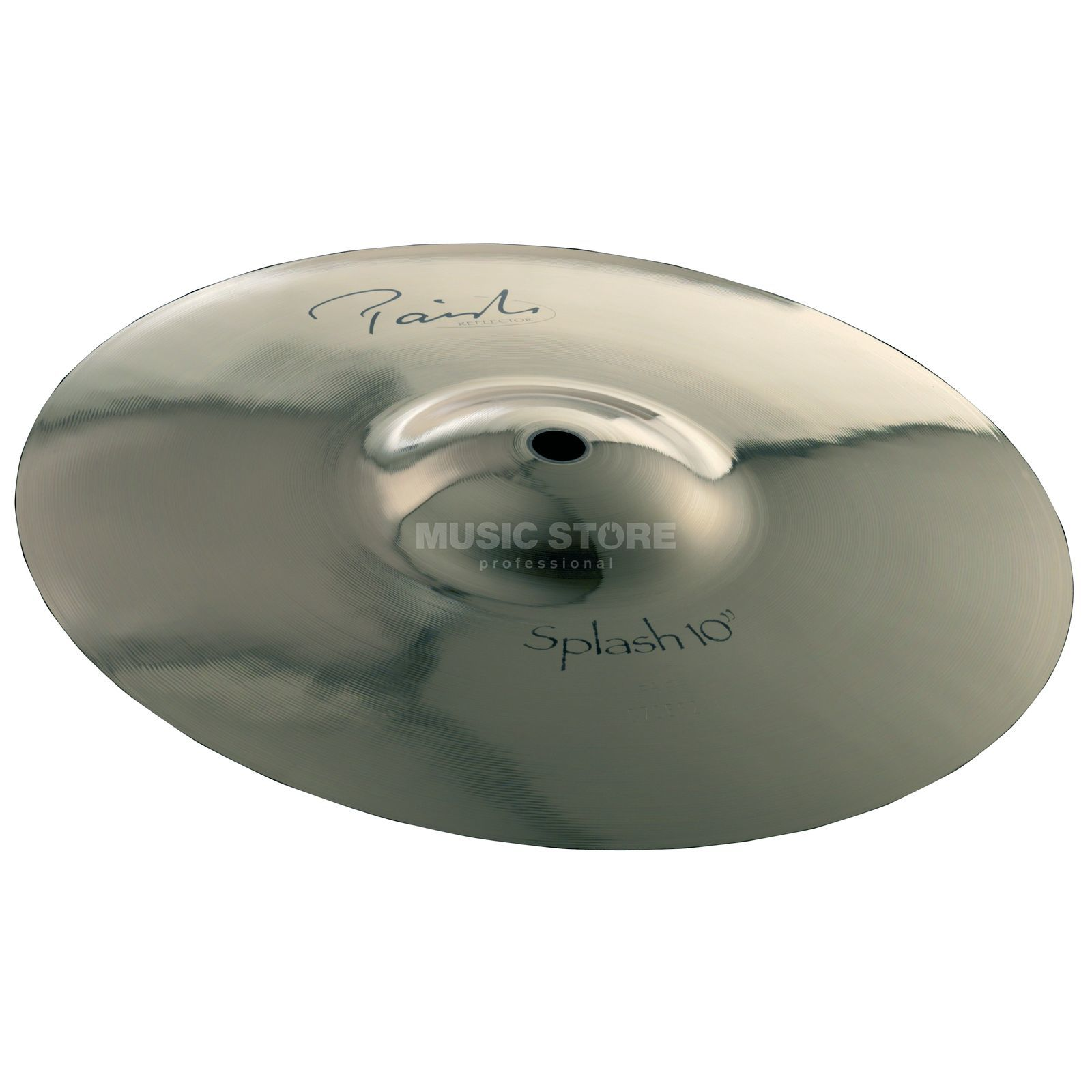 "Paiste Signature Splash 10"" Reflector Finish Product Image"