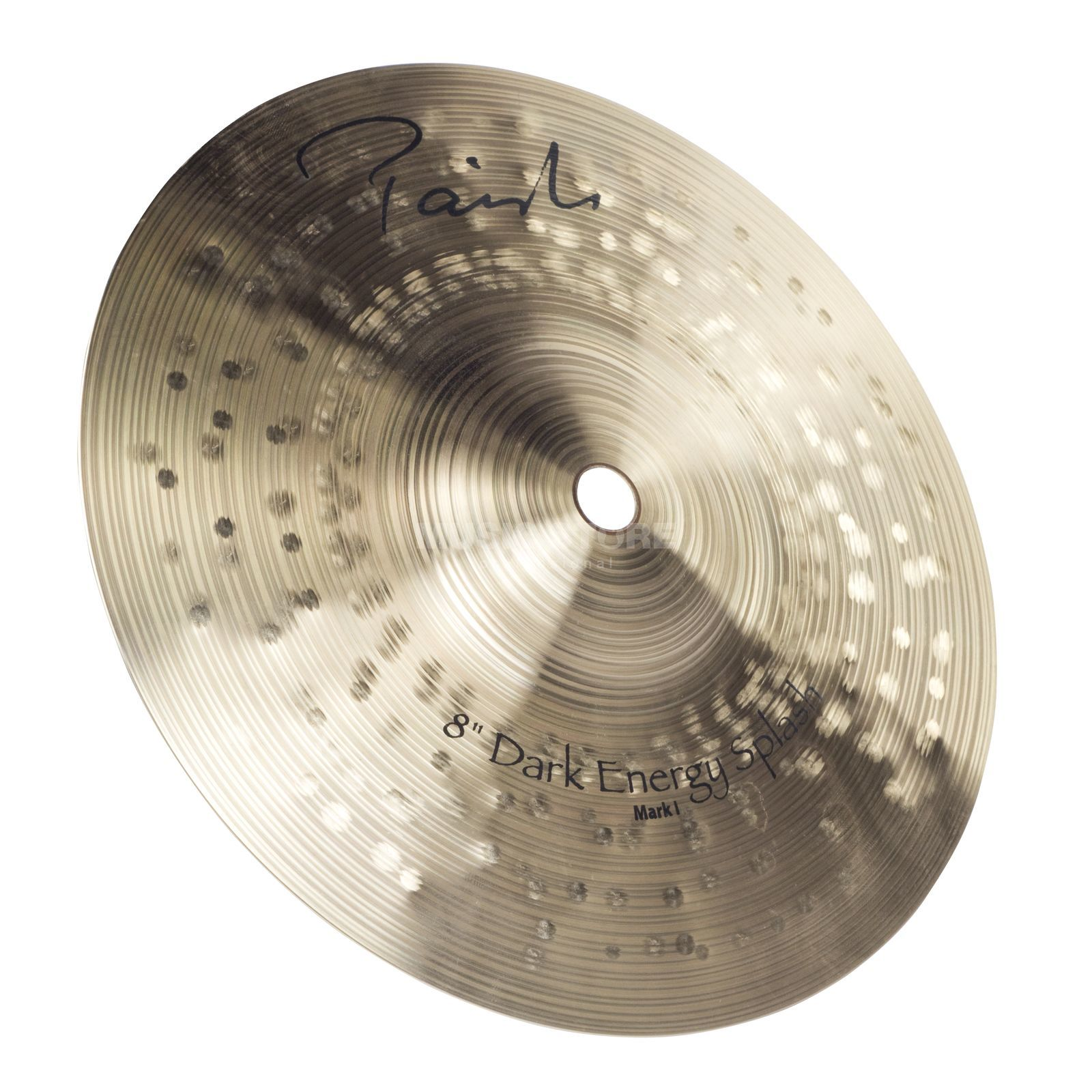 "Paiste Signature Splash 8"", Dark Energy Splash MK1 Produktbillede"