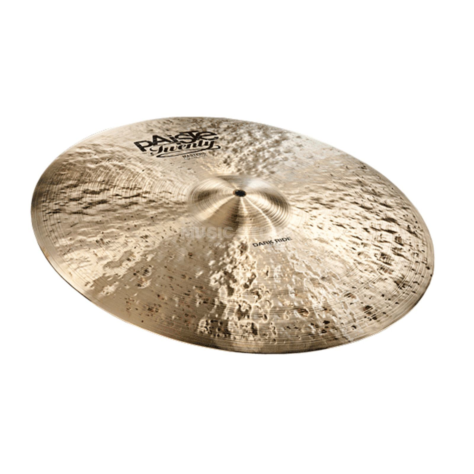 "Paiste Twenty MC Dark Ride 22"", Masters Collection Produktbillede"