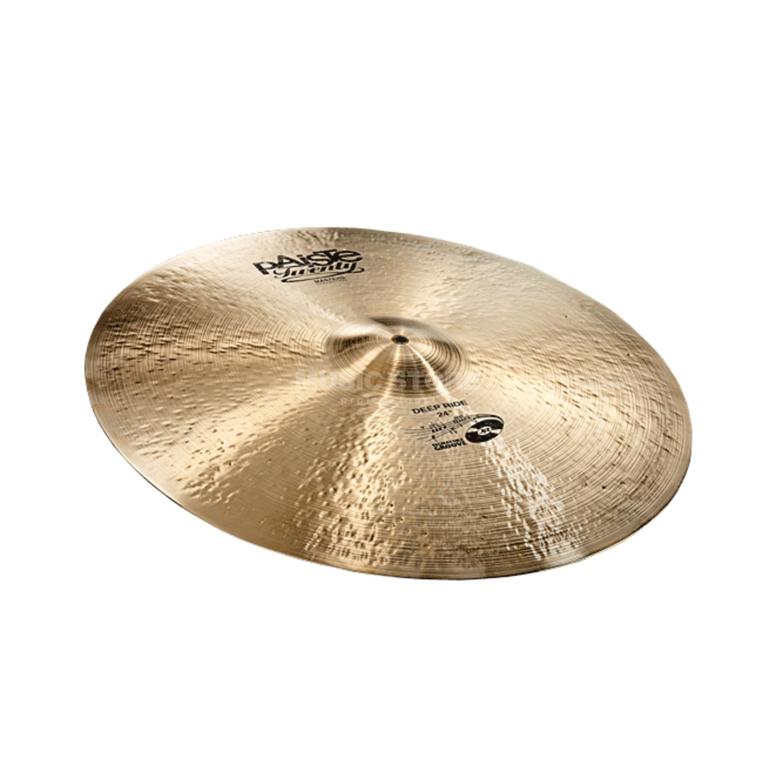 "Paiste Twenty MC Deep Ride 24"", Masters Collection Product Image"
