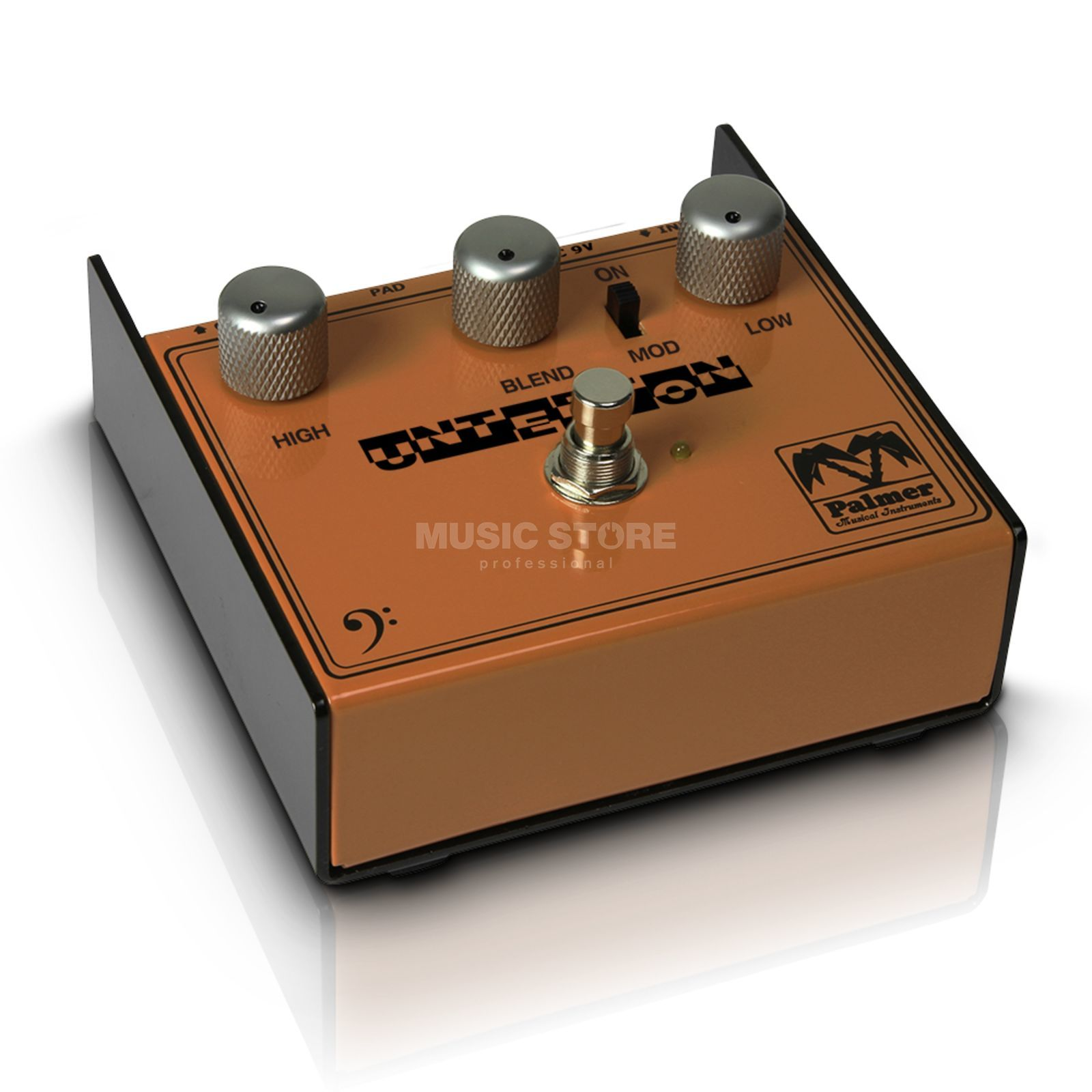 Palmer Unterton Pedal Bass Octaver Product Image