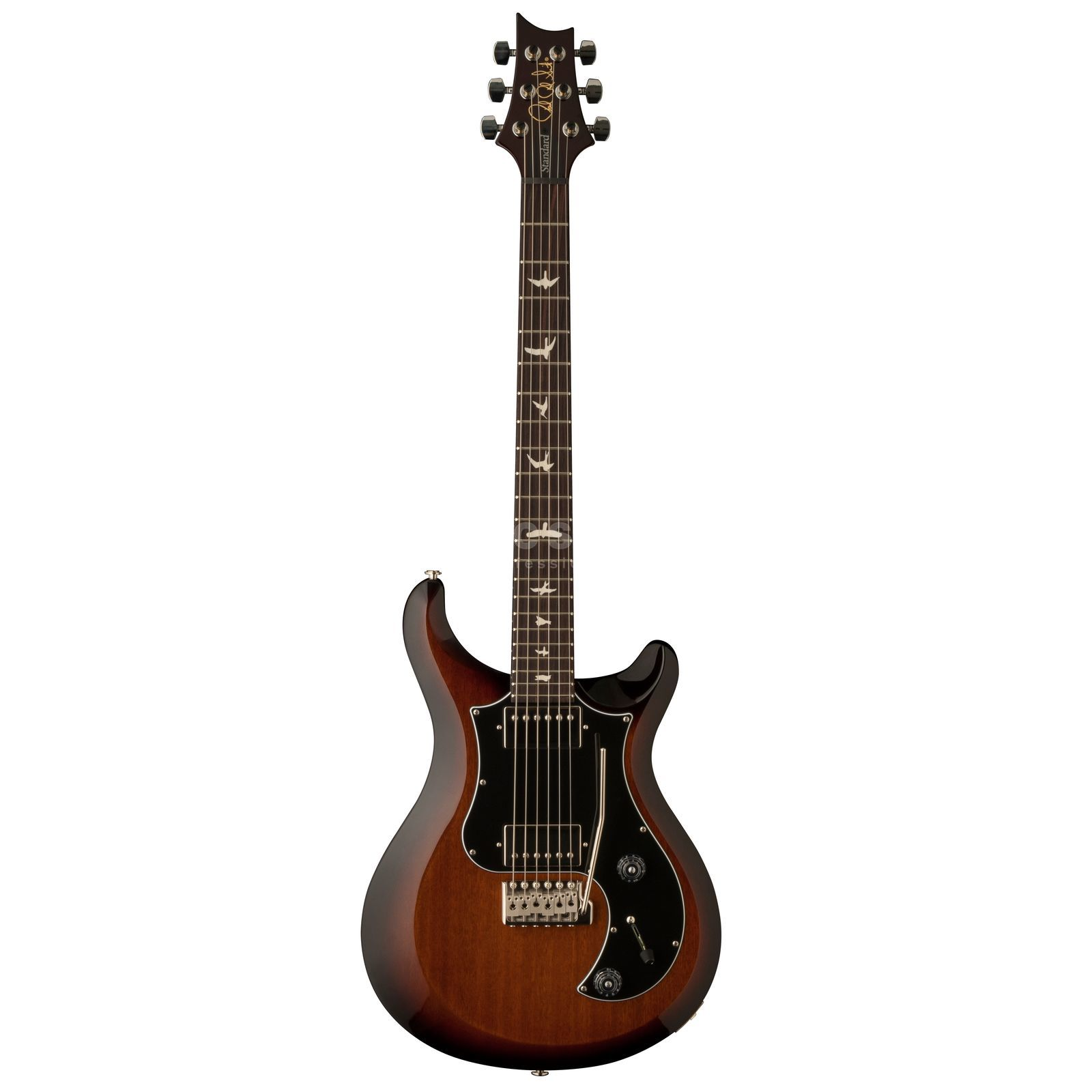 Paul Reed Smith S2 Standard 22 MCTS McCarty Tobacco Sunburst Birds Produktbild