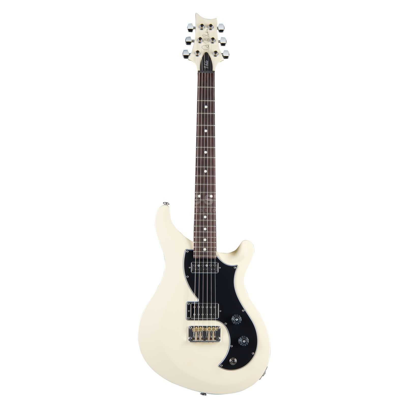 Paul Reed Smith S2 Vela AW Antique White Produktbillede
