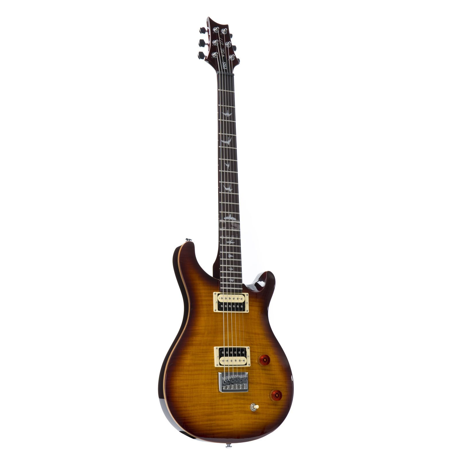 Paul Reed Smith SE 277 Tobacco Sunburst Produktbild
