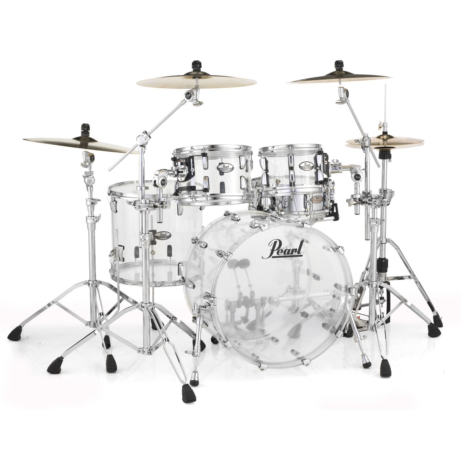 Pearl Crystal Beat CRB504P/C, Ultra Clear #730 Produktbild