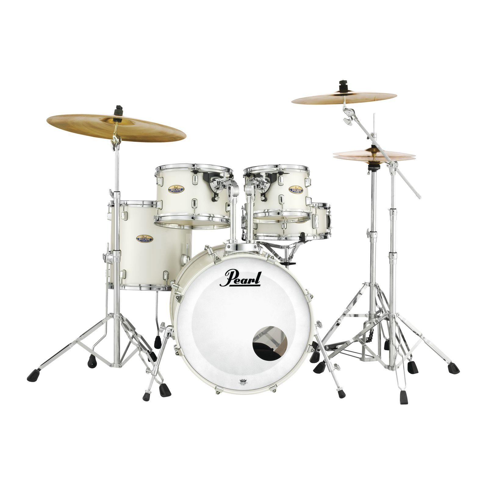 Pearl Decade Maple DMP905/C, White Satin Pearl #229 Image du produit