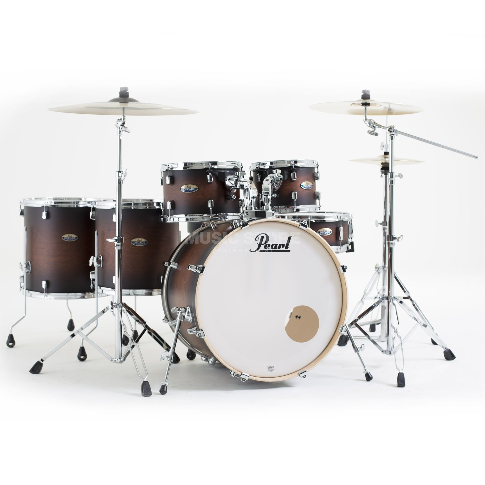 Pearl Decade Maple DMP926S/C Satin Brown Burst #260 Product Image