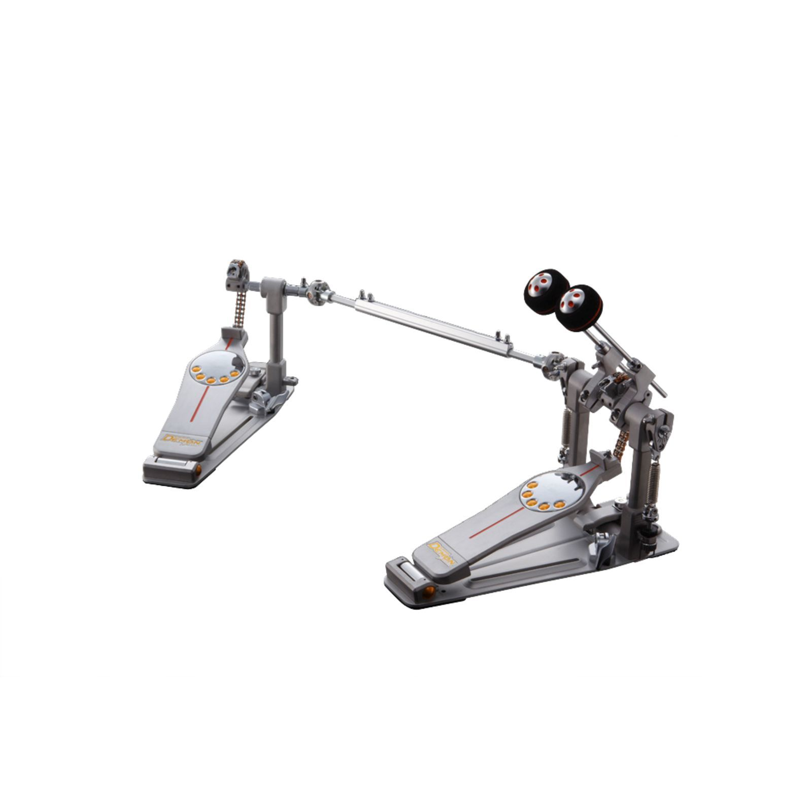 Pearl Double Pedal Demon Drive, Chain Dr., incl. Case, B-Stock Product Image