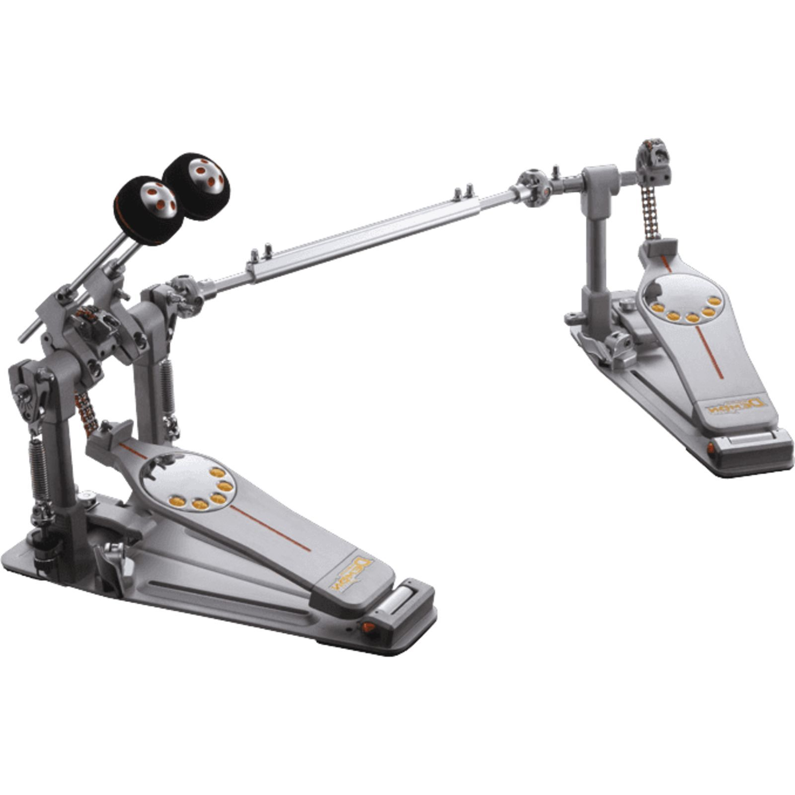 Pearl Eliminator Double Pedal, left Demon Drive Product Image