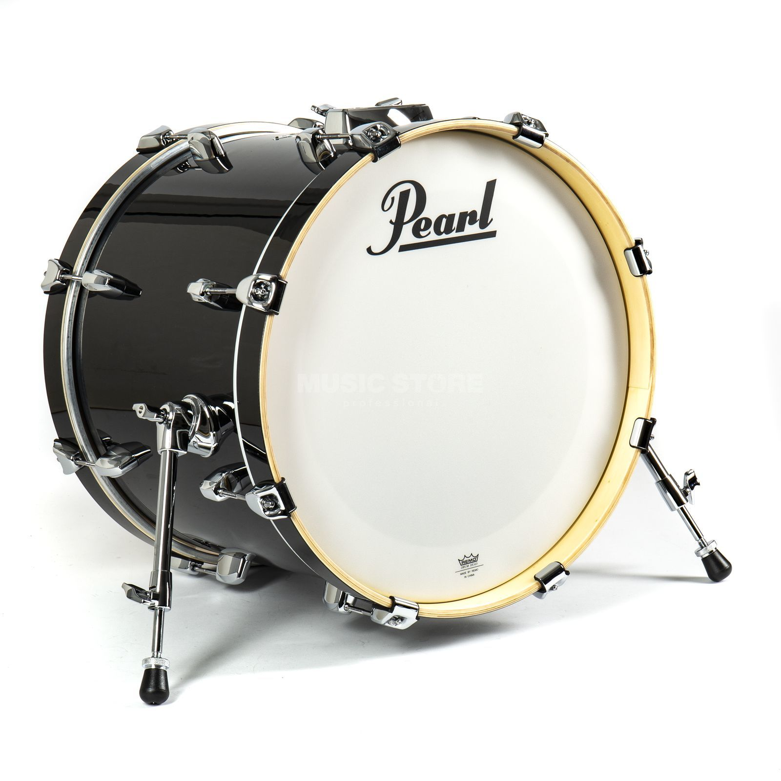 "Pearl Export EXX BassDrum 20""x18"", Jet Black #31 Product Image"