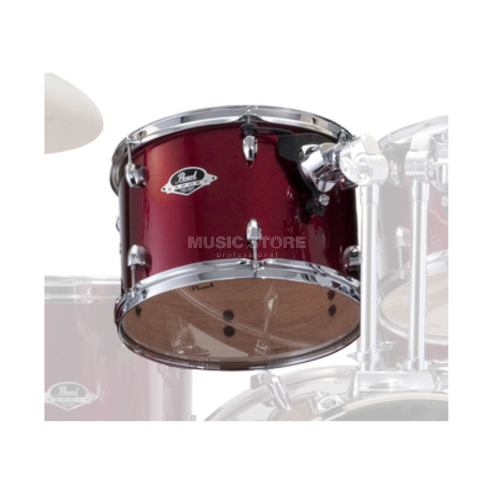 "Pearl Export EXX Tom 12""x8"", Red Wine #91 Produktbillede"