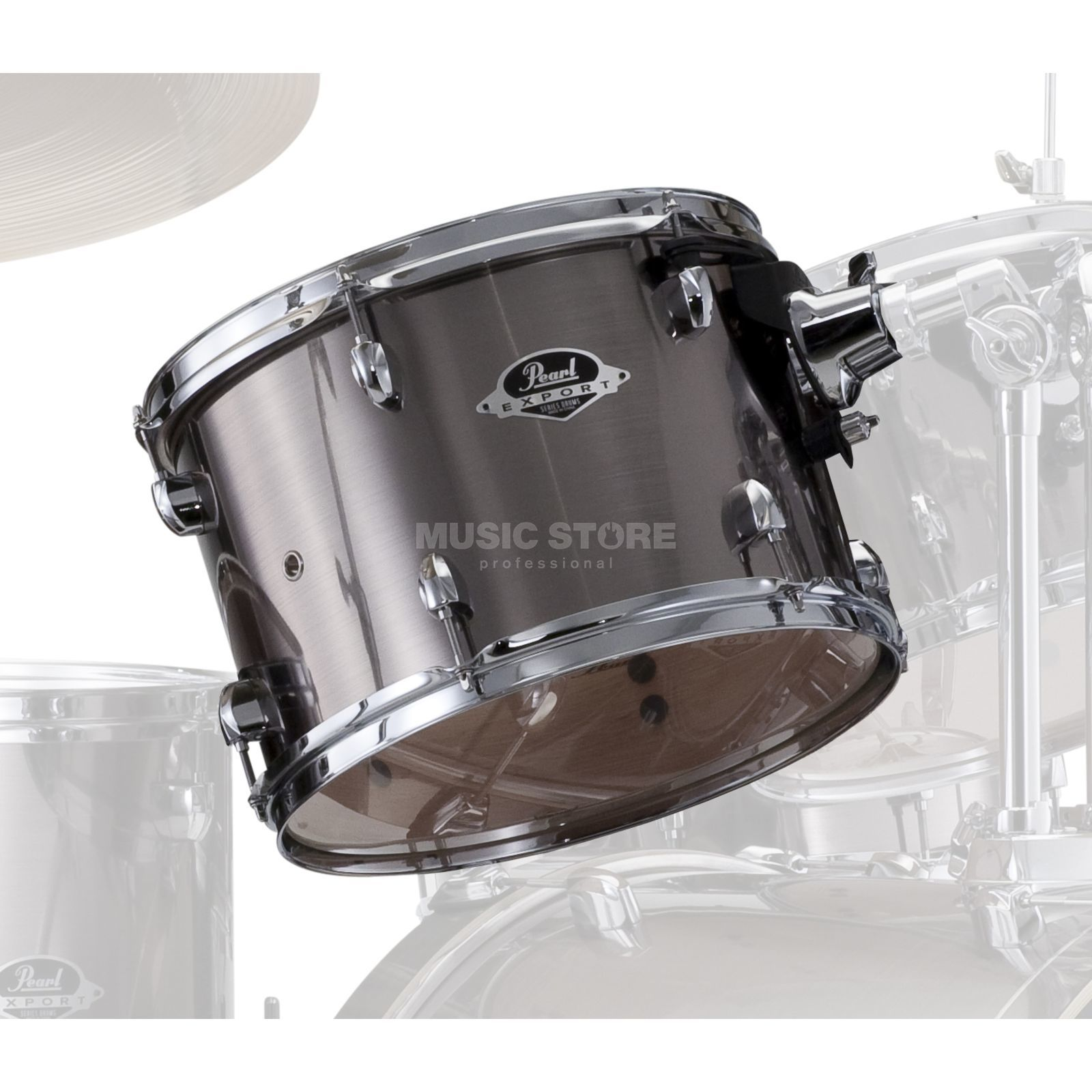 "Pearl Export EXX Tom 12""x8"", Smokey Chrome #21 Product Image"