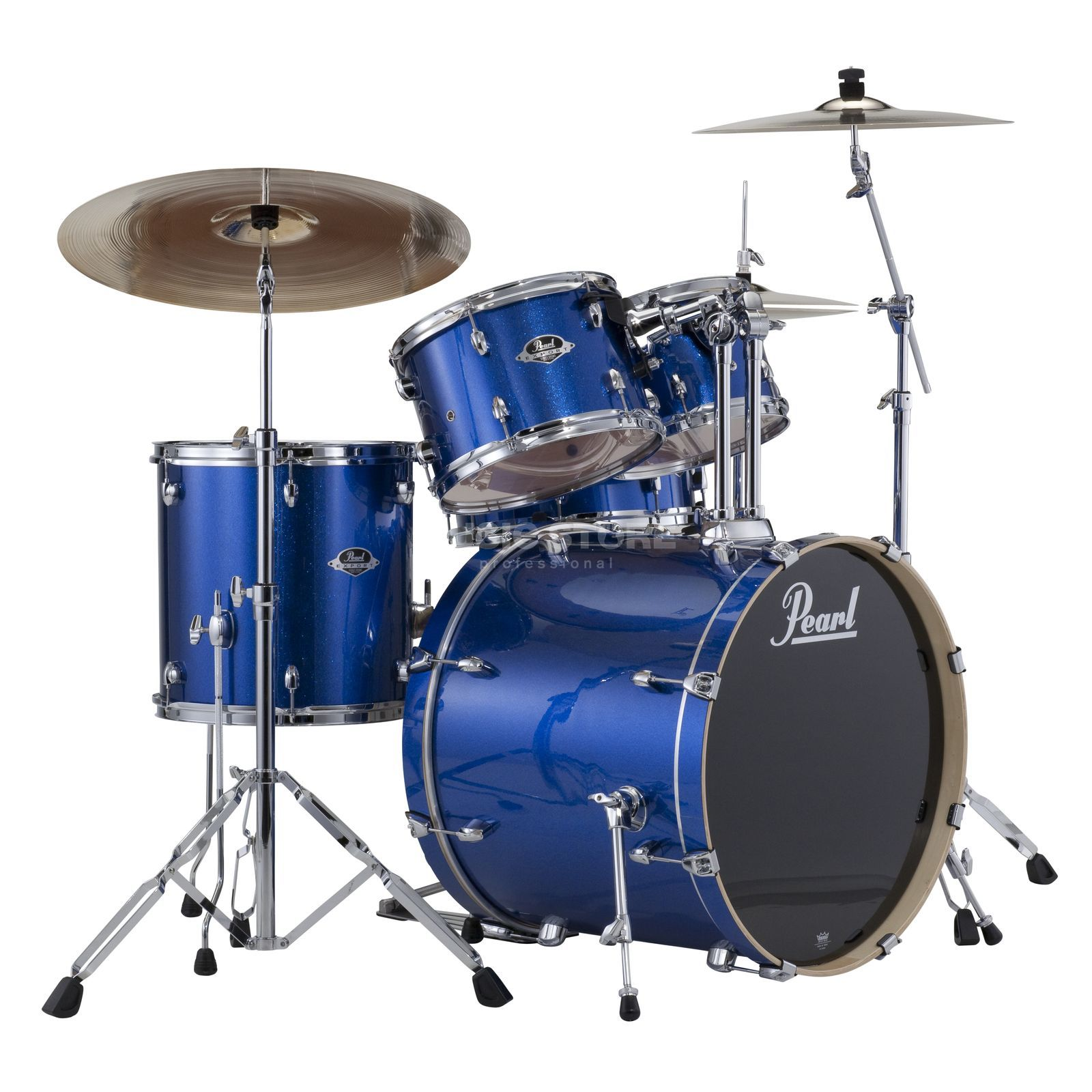 Pearl Export EXX725FBR/C, Electric Blue Sparkle #702 Produktbild