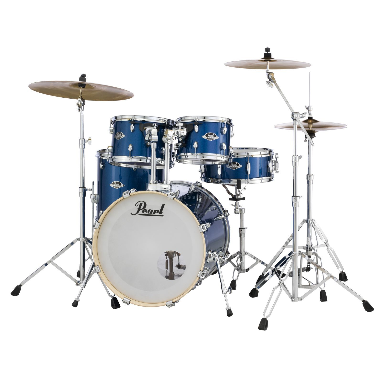 Pearl Export EXX725Z/C, Electric Blue Sparkle #702 Produktbillede