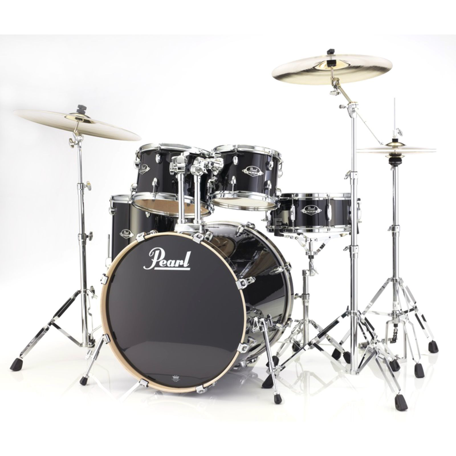 Pearl Export Lacquer EXL725F/C, Black Smoke #249 Produktbillede
