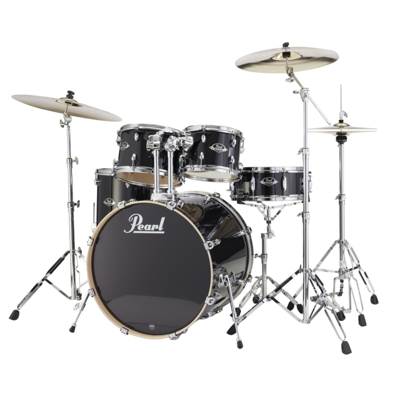 Pearl Export Lacquer EXL725S/C, Black Smoke #249 Produktbillede