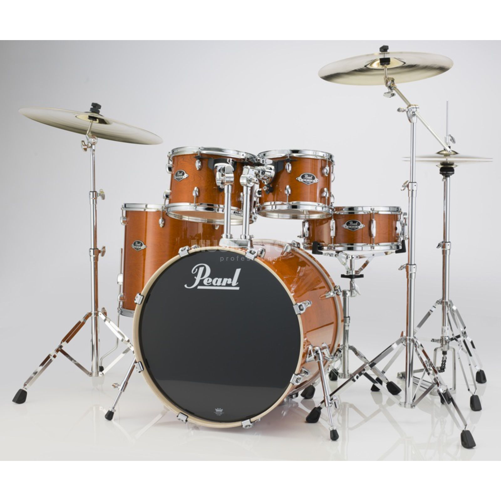 Pearl Export Lacquer EXL725S/C, Honey Amber #250 Produktbillede