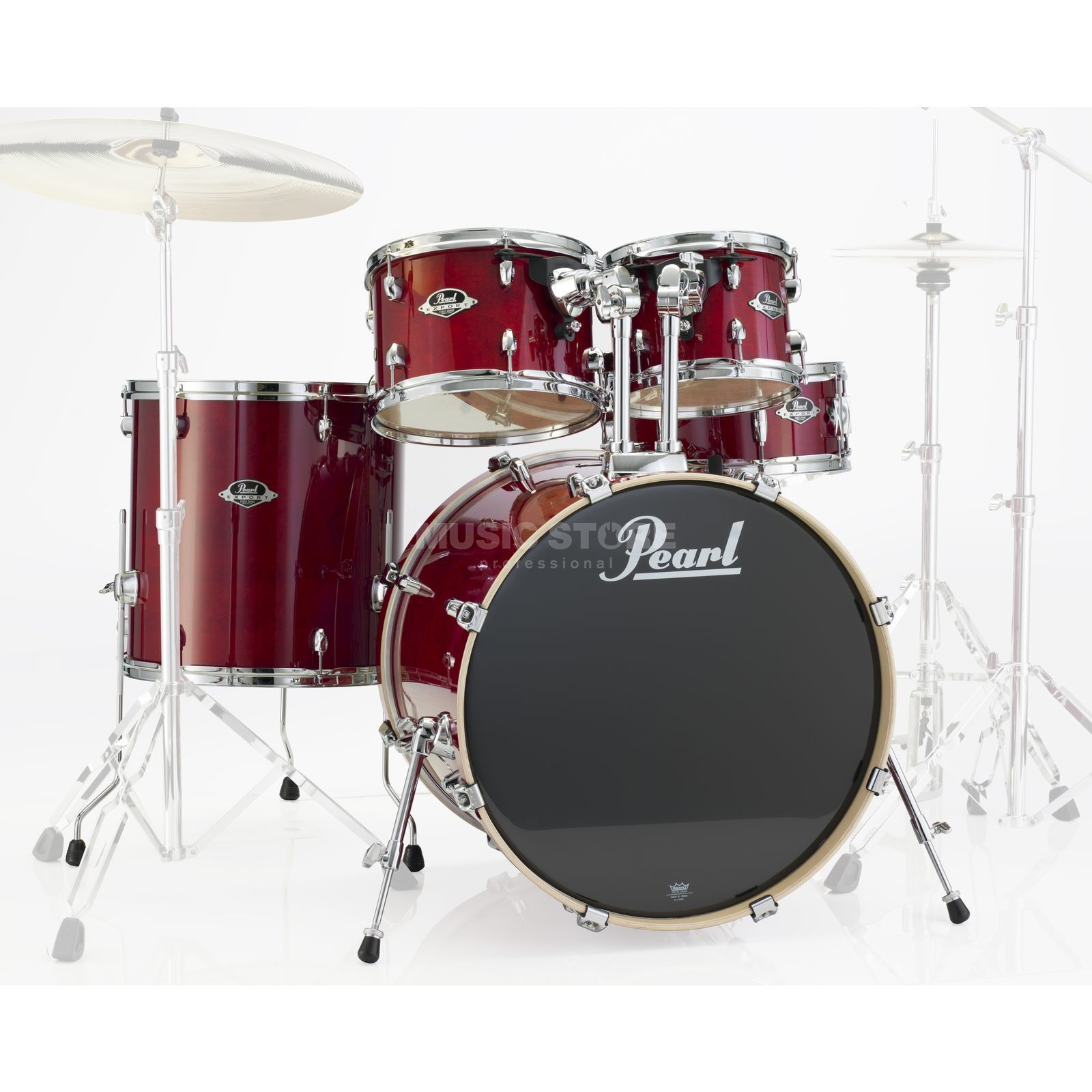 Pearl Export ShellSet EXL705P/C, Natural Cherry #246 Produktbild