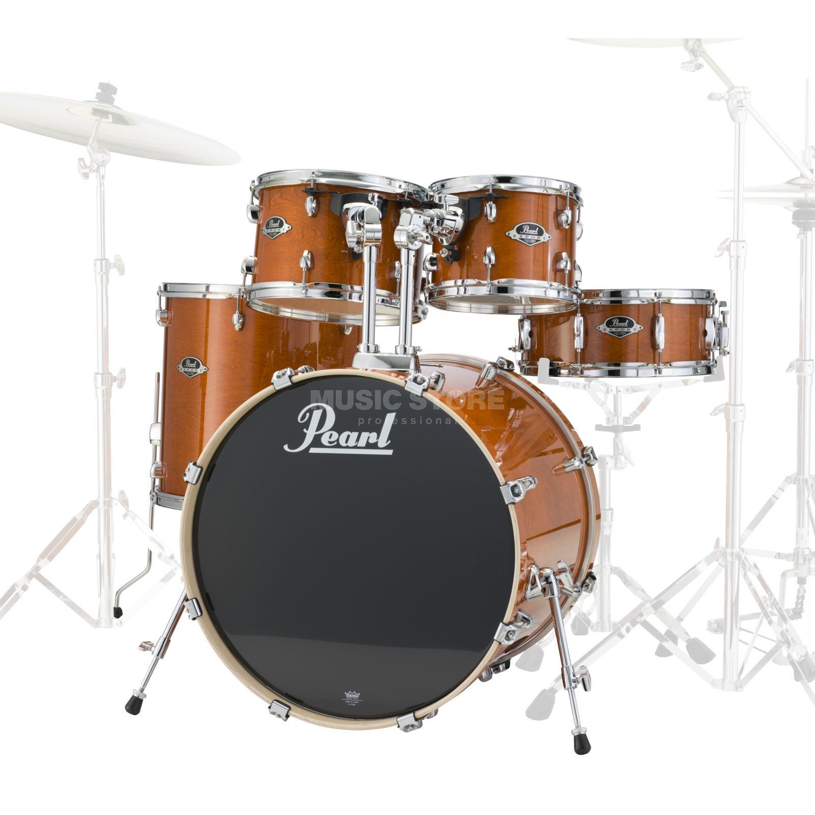 Pearl Export ShellSet EXL725FP/C, Honey Amber #249 Produktbild