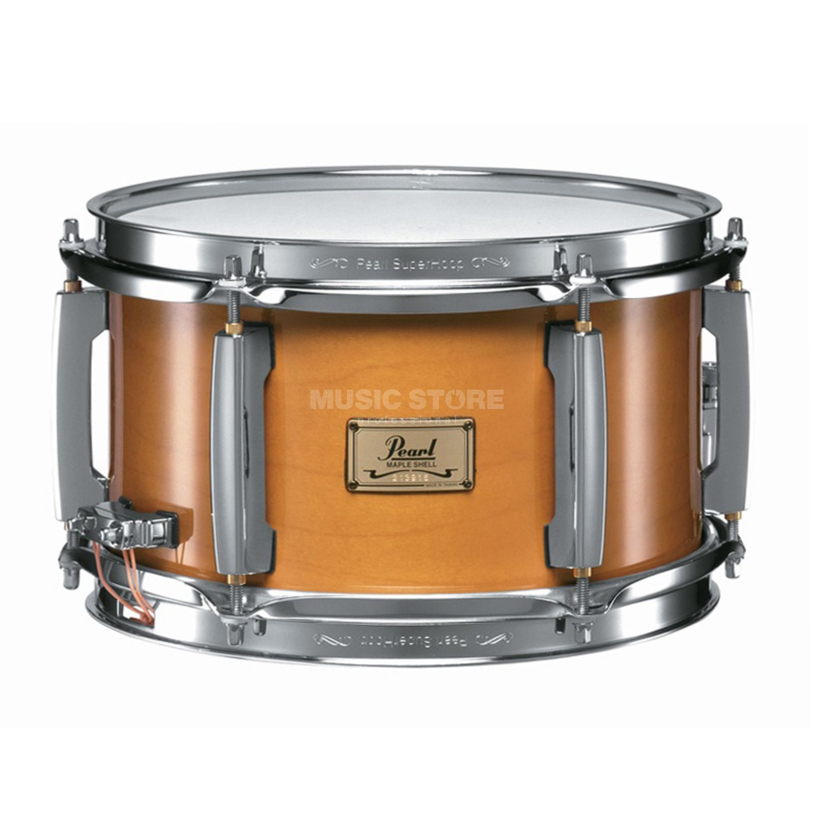 "Pearl M1060 Popcorn Snare, 10""x6"", Natural #103 Product Image"