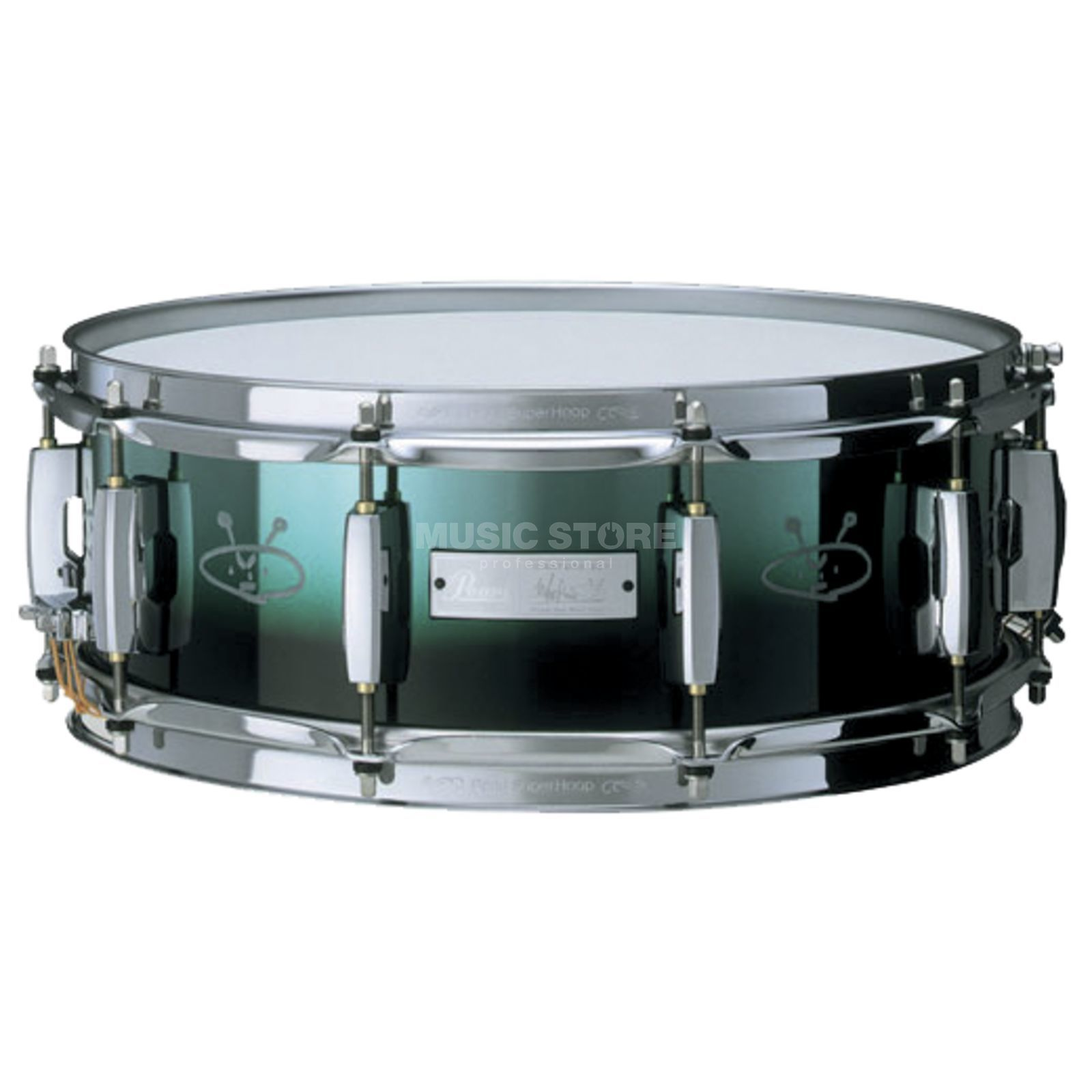 "Pearl MR1450 Morgan Rose Snare 14""x5"", Steel Produktbillede"