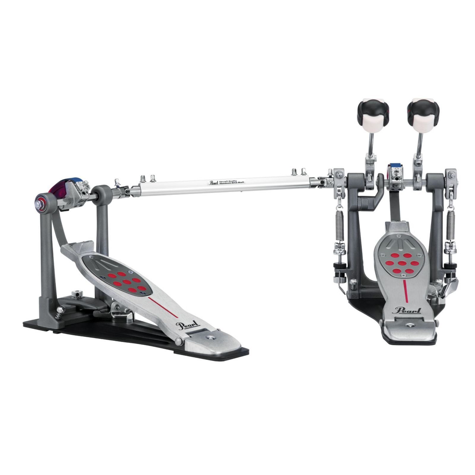 Pearl P-2052B Eliminator Redline Double Pedal Product Image