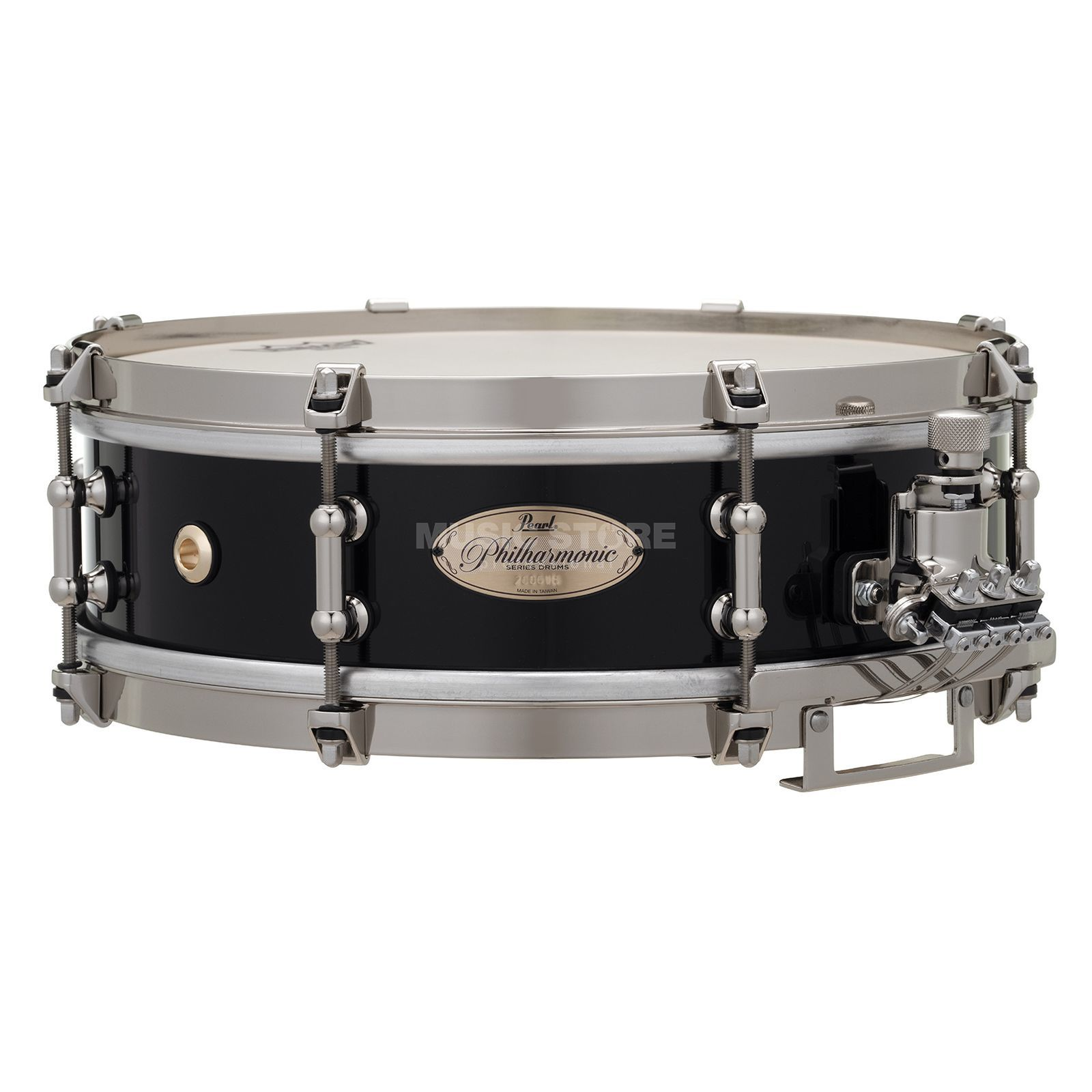 "Pearl Philharmonic Snare PHP1340, 13""x4"", High Gloss Walnut #104 Изображение товара"