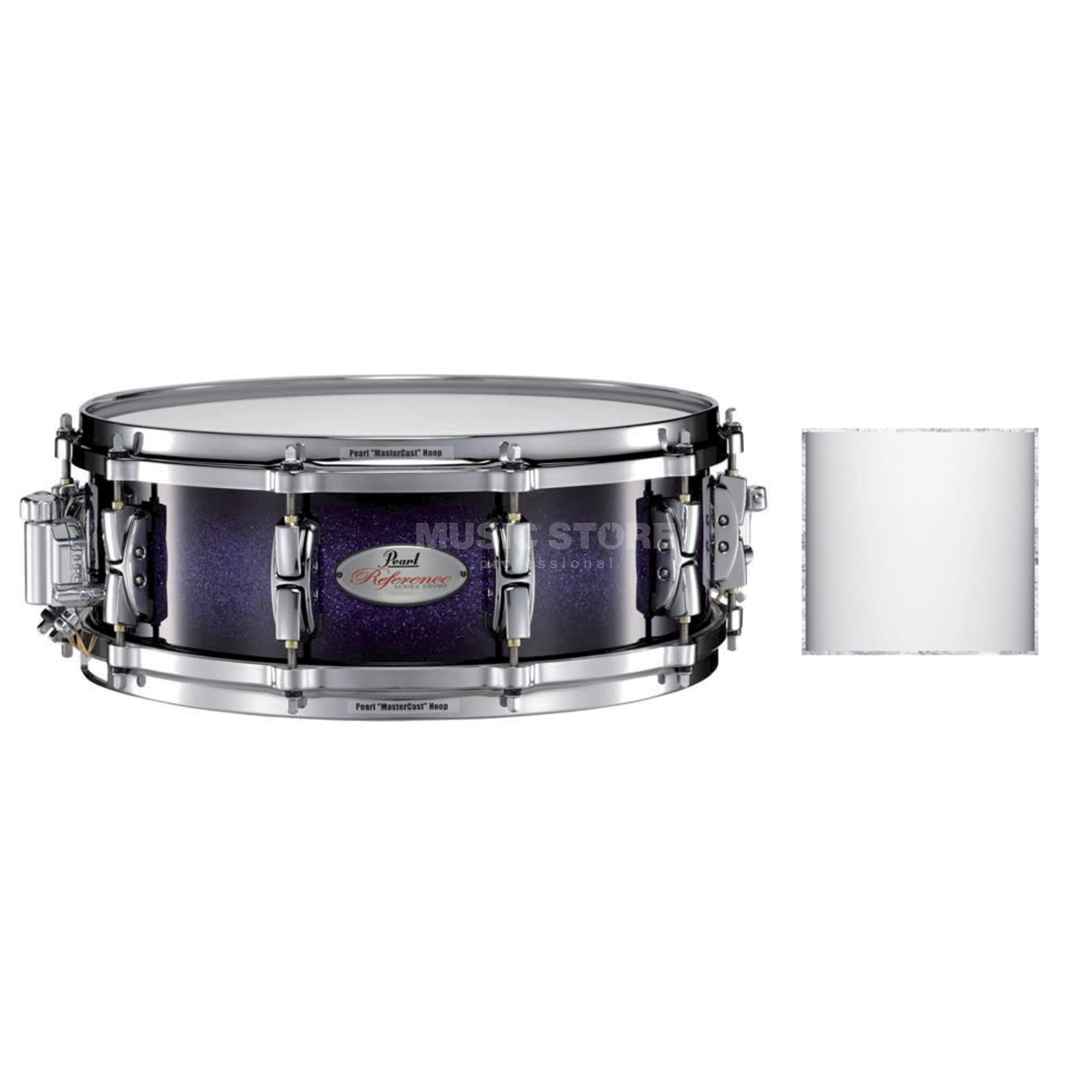 "Pearl RF1450S/C Reference Snare 14""x5"", Arctic White #110 Produktbillede"