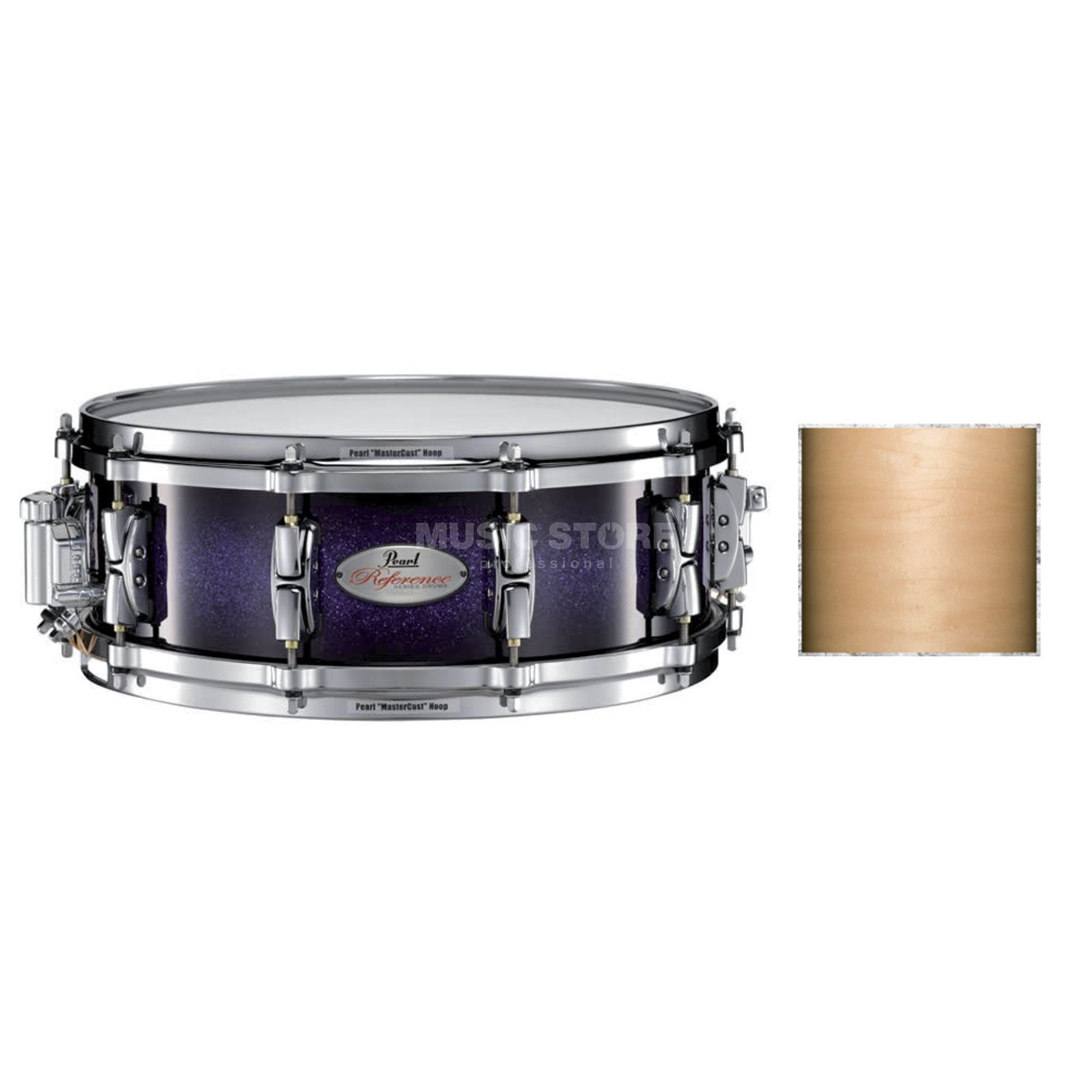 "Pearl RF1450S/C Reference Snare 14""x5"", Natural Maple #103 Product Image"