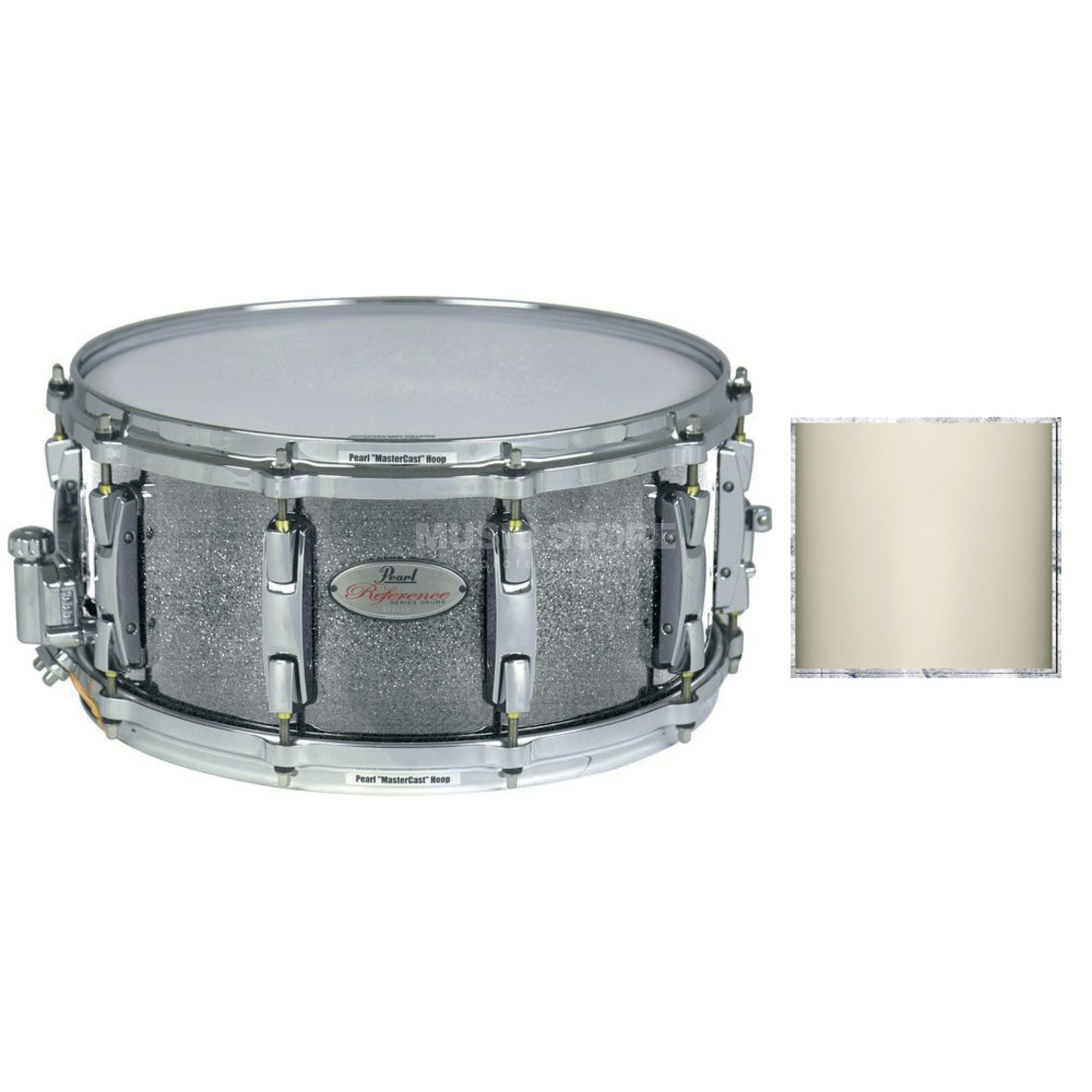 "Pearl RF1465S/C Reference Snare 14""x6.5"", Ivory Pearl #331 Produktbillede"