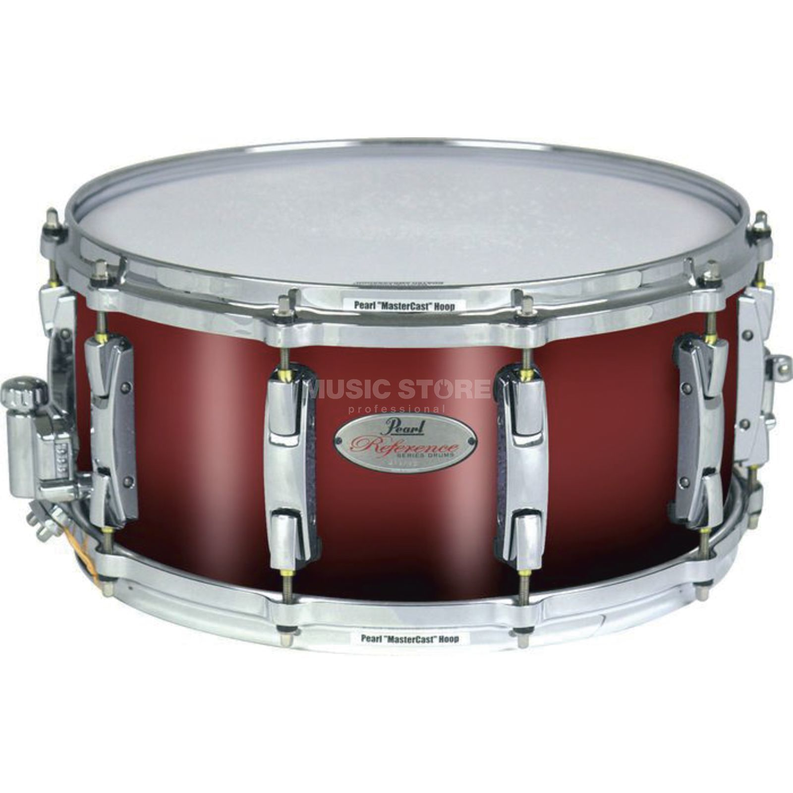 "Pearl RF1465S/C Reference Snare 14""x6.5"", Scarlet Fade #156 Produktbillede"