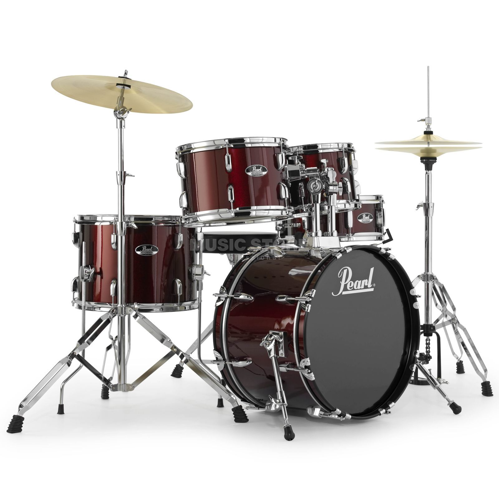 Pearl Roadshow Junior RS585C, Wine Red #91 Produktbillede