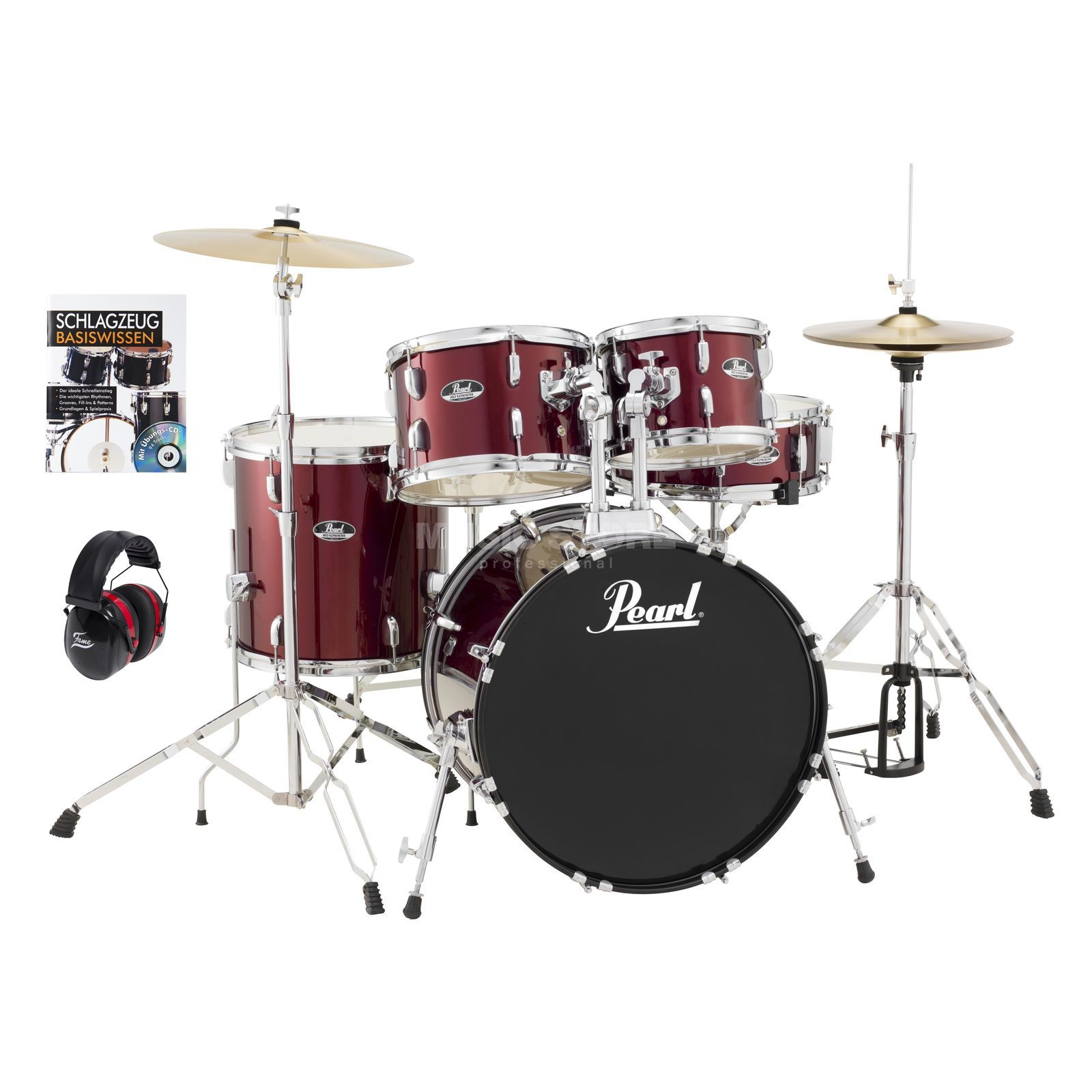 PEARL Roadshow Studio RS505C - Set Produktbild